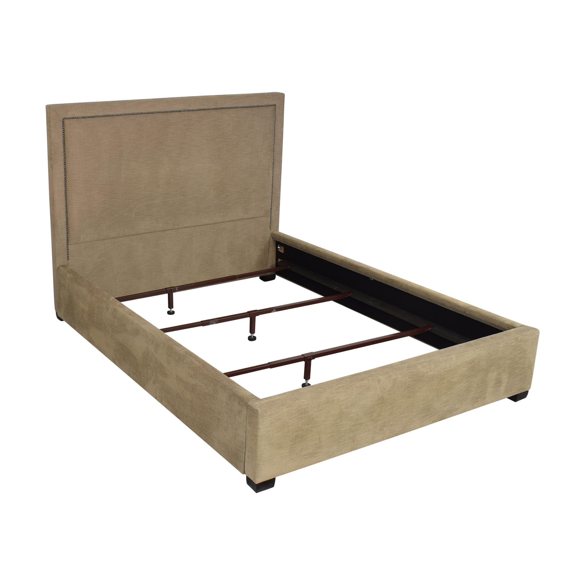 Raymour & Flanigan Raymour & Flanigan Maria Queen Bed discount