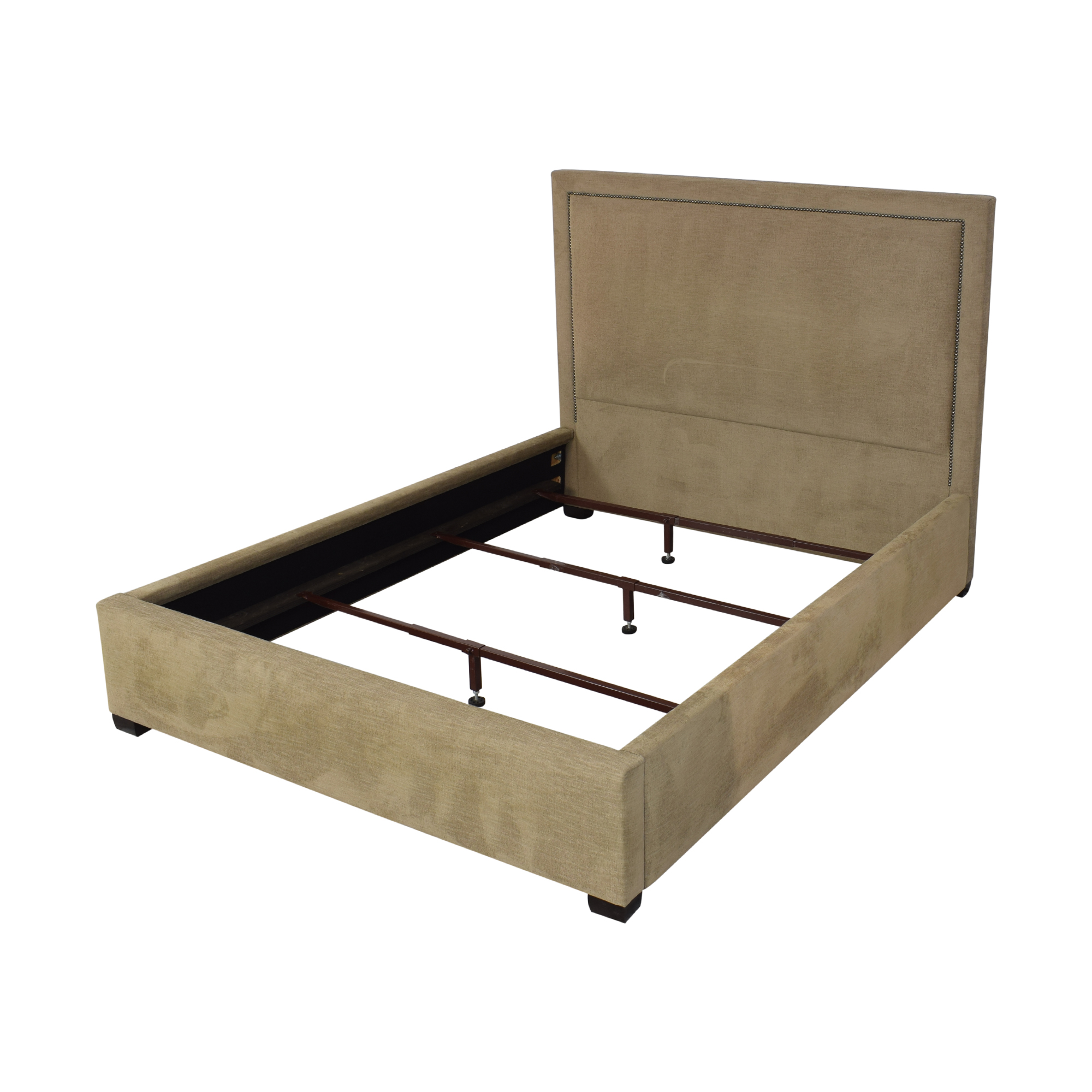 Raymour & Flanigan Raymour & Flanigan Maria Queen Bed price