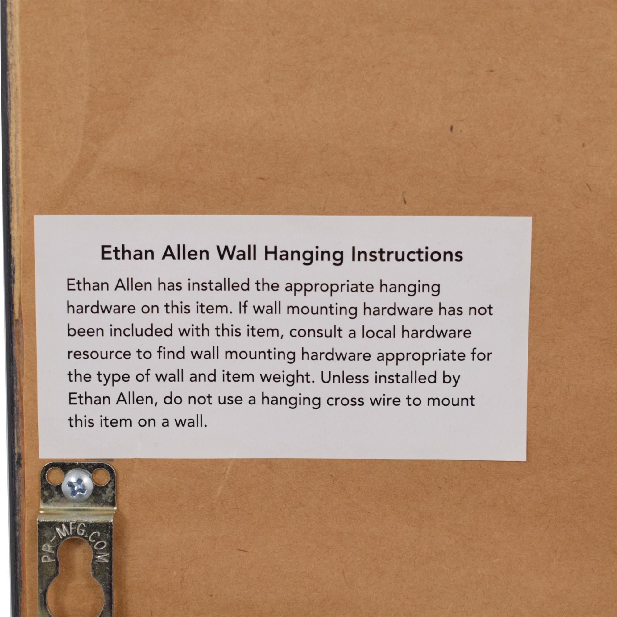 Ethan Allen Ethan Allen Wall Art for sale