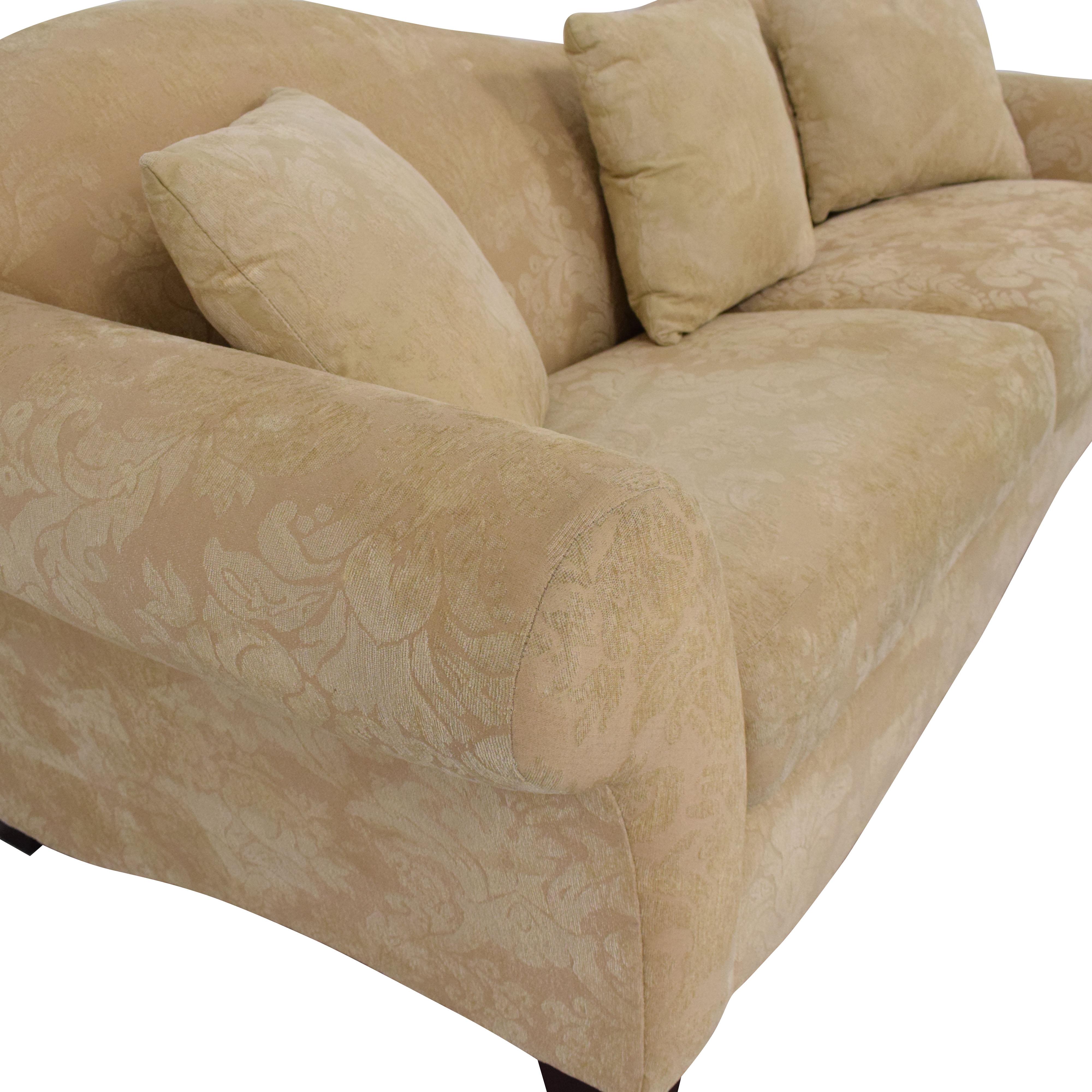 Macy's Macy's Two Cushion Sofa second hand
