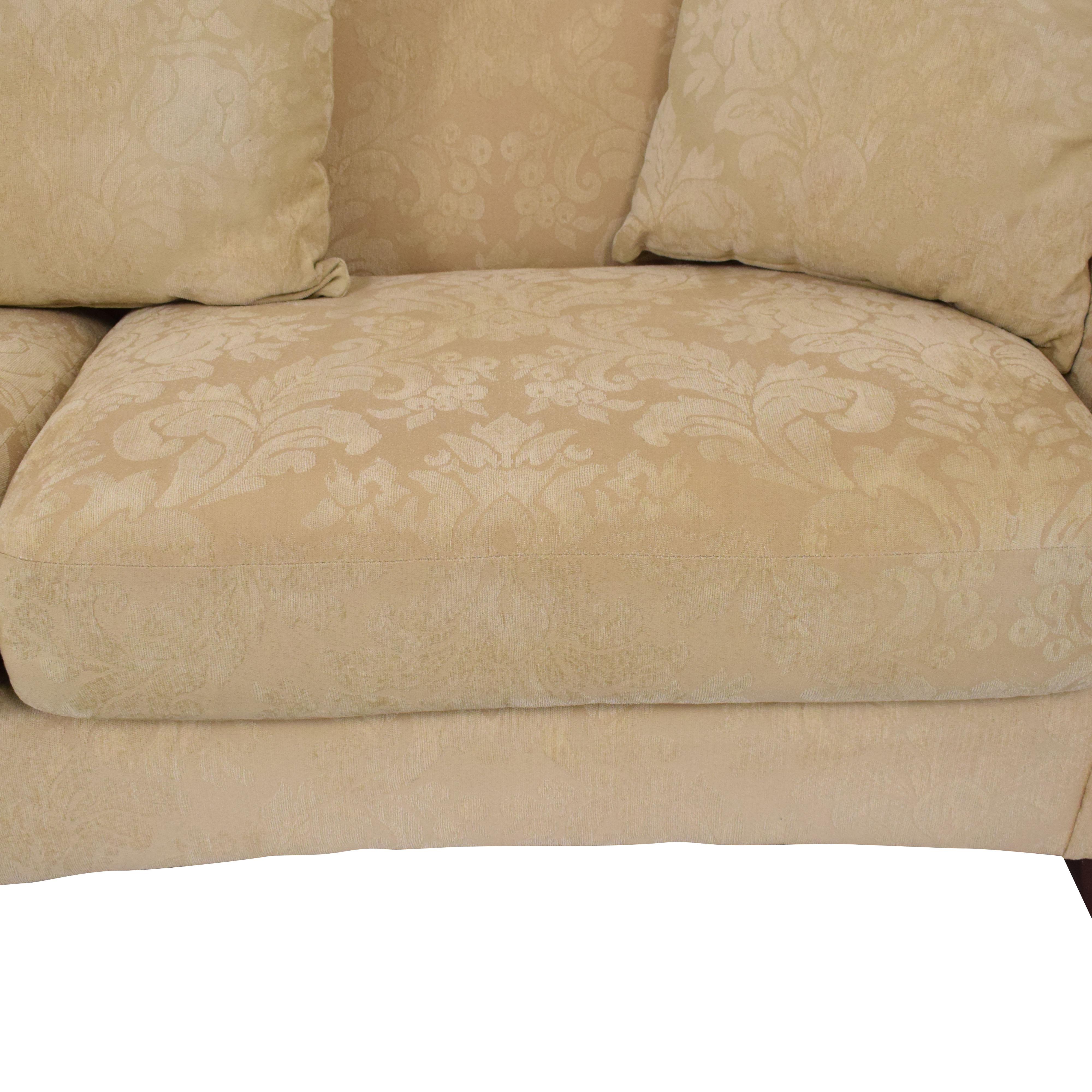 Macy's Macy's Two Cushion Sofa