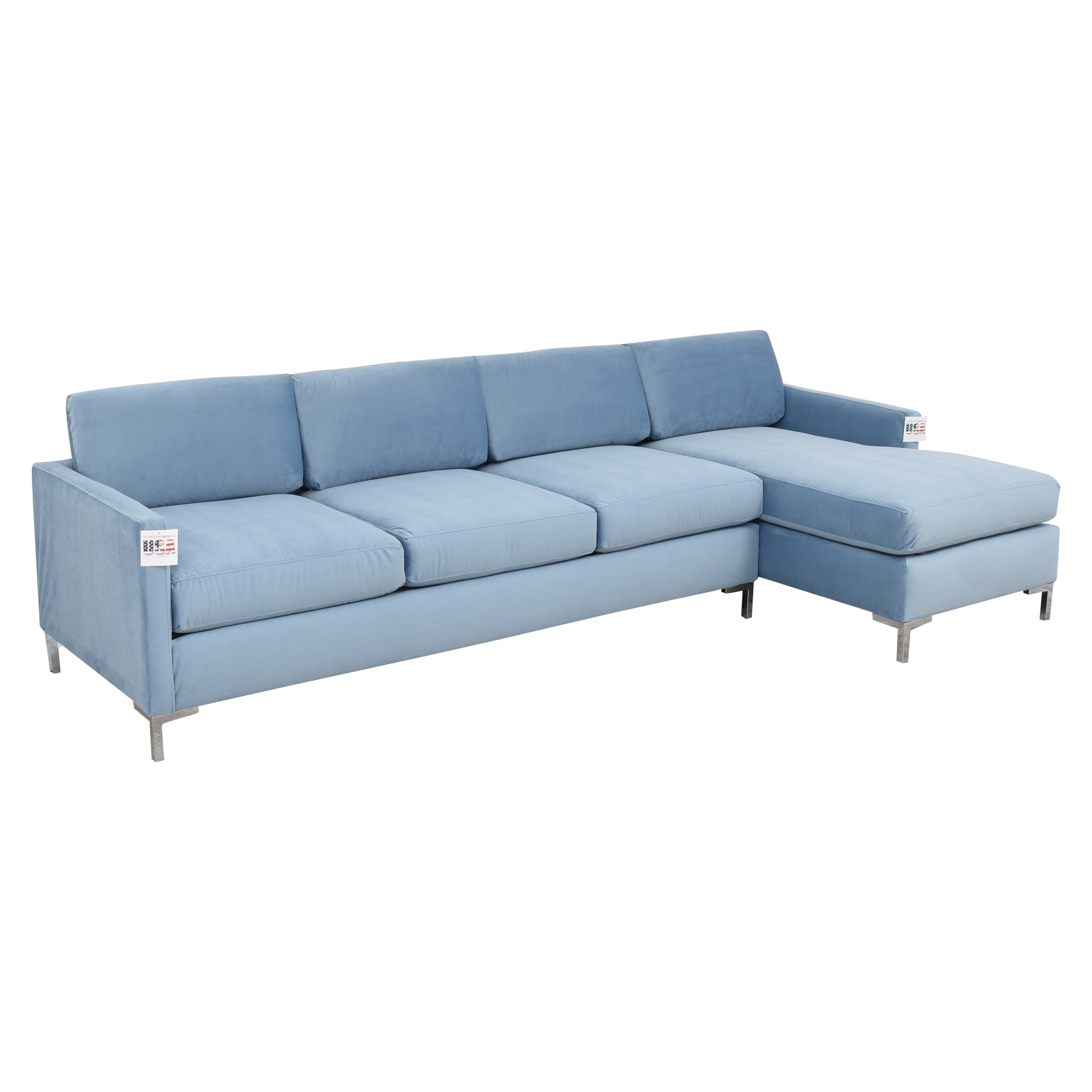 shop The Inside Modern Sectional The Inside