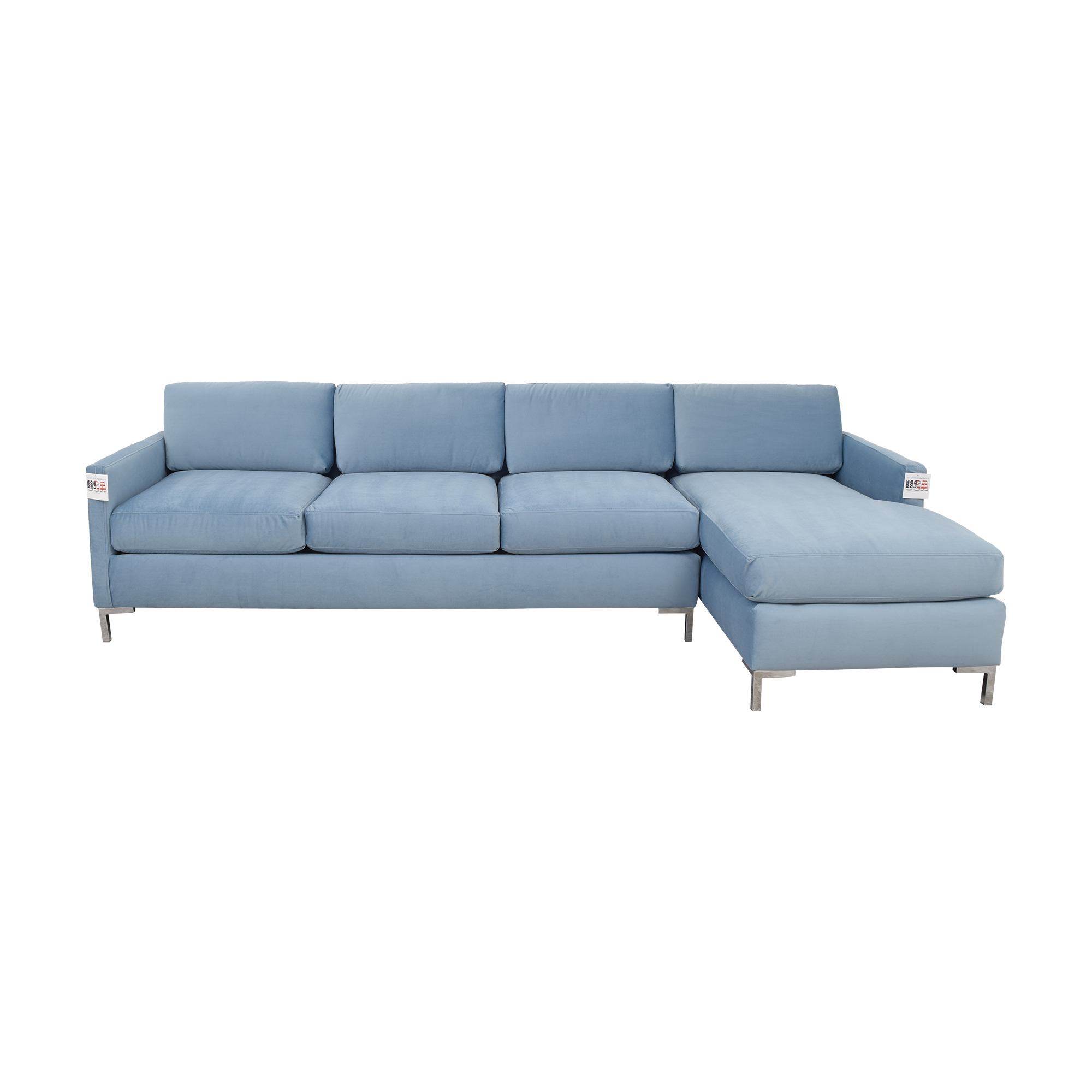 The Inside The Inside Modern Sectional for sale