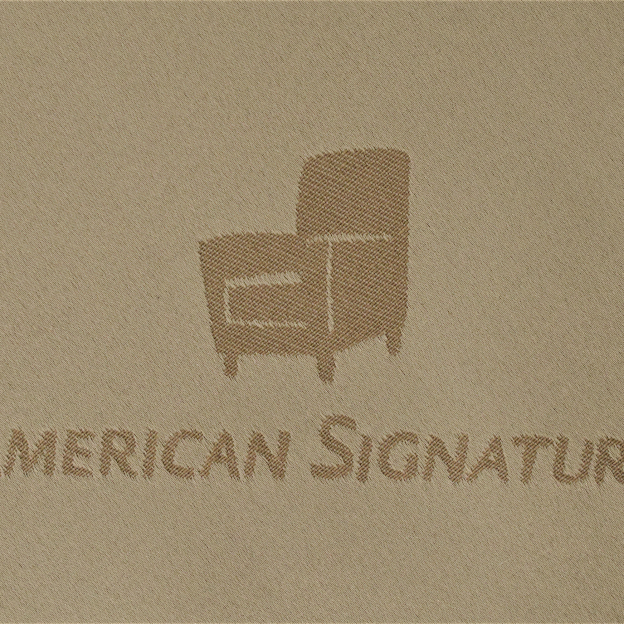shop American Signature Two Cushion Sofa American Signature