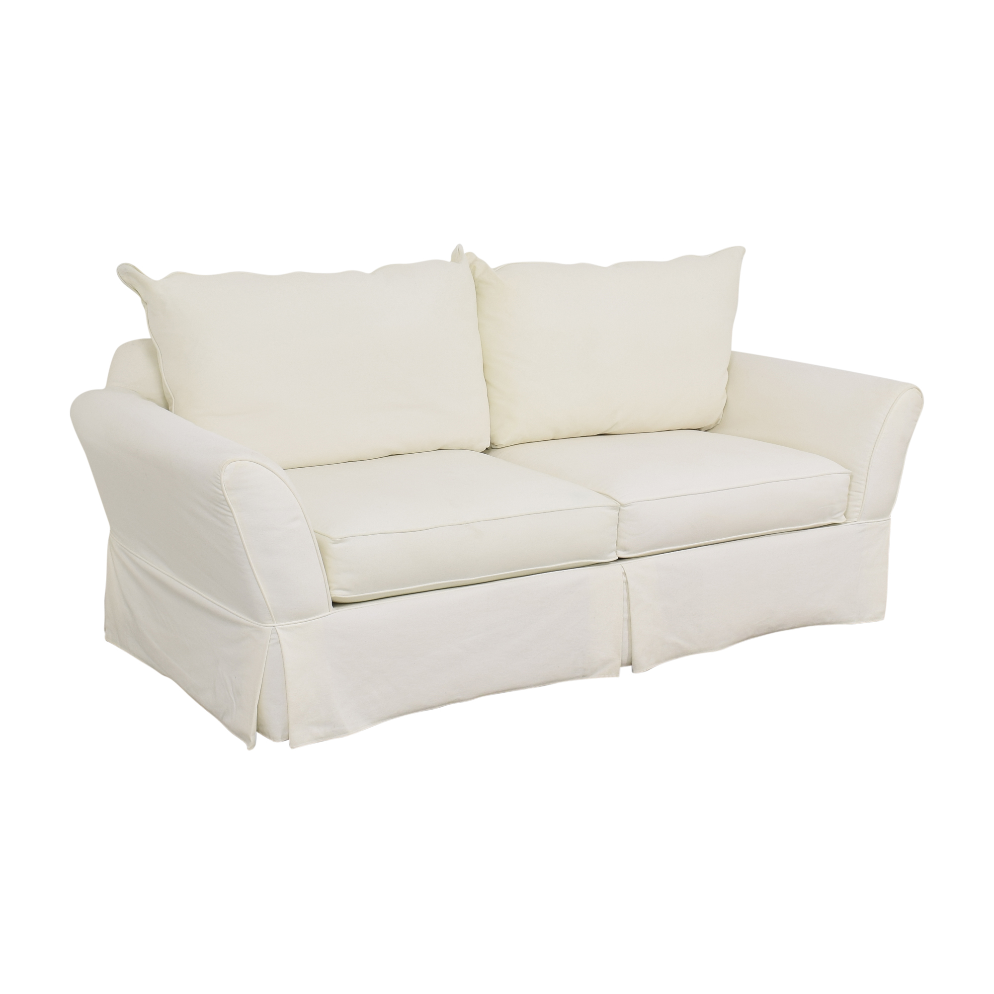 American Signature American Signature Two Cushion Sofa Sofas