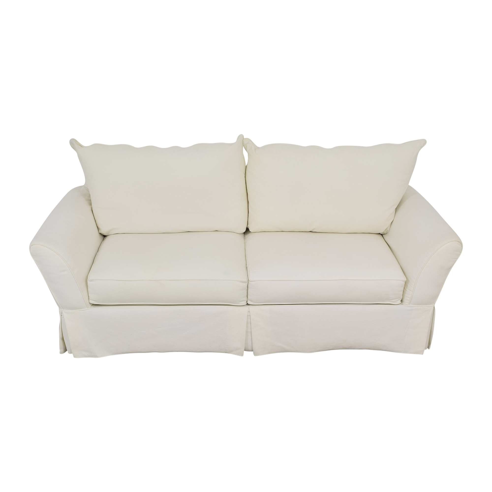 American Signature American Signature Two Cushion Sofa for sale