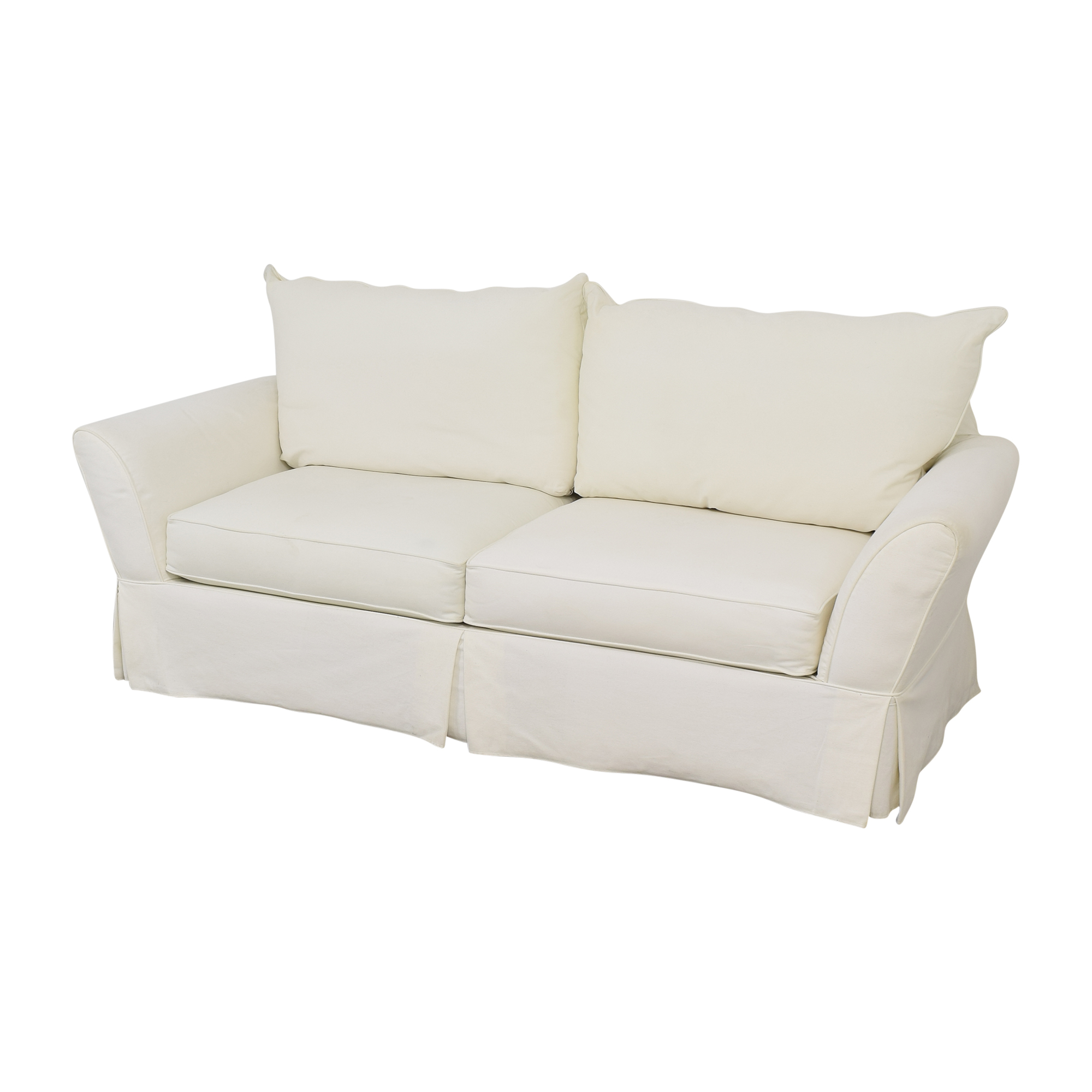 American Signature American Signature Two Cushion Sofa second hand