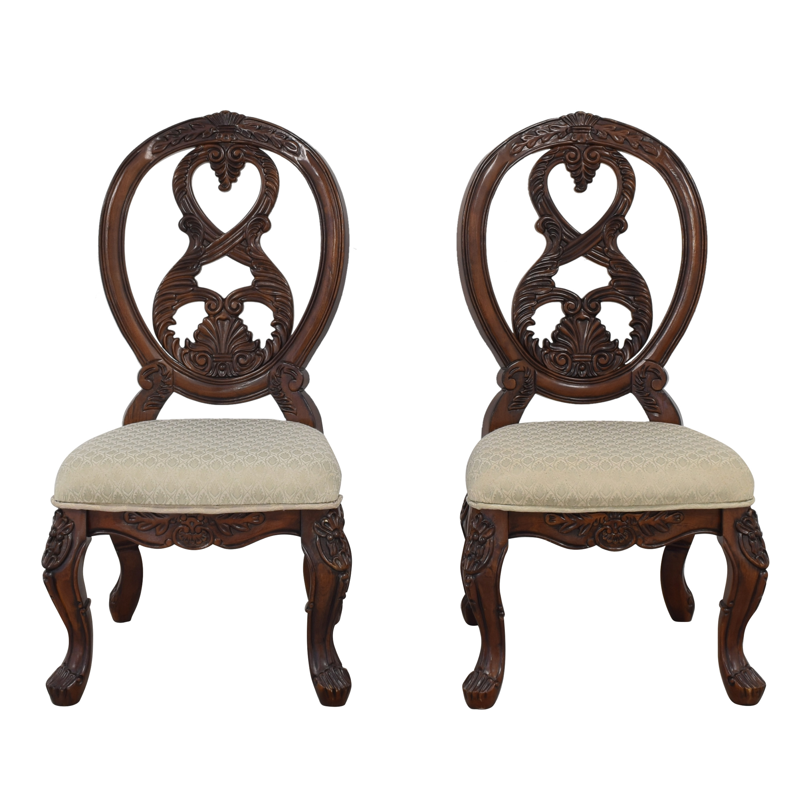 Coaster Fine Furniture Coaster Furniture Nottingham Side Chairs ct