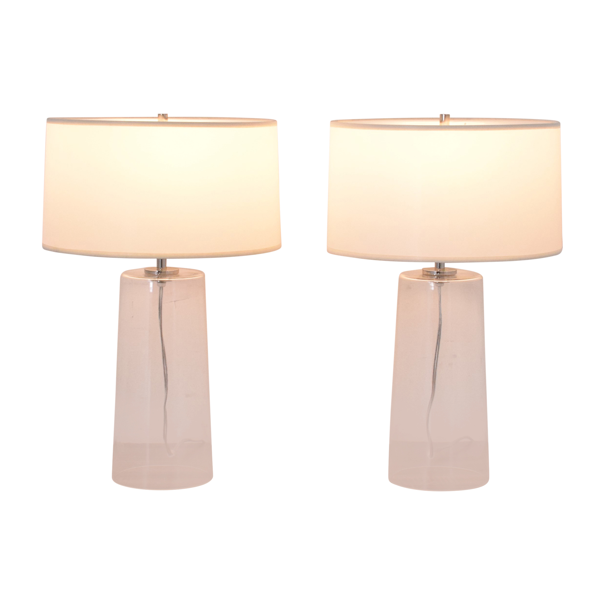 Robert Abbey Robert Abbey Rico Espinet Olinda Accent Lamps used