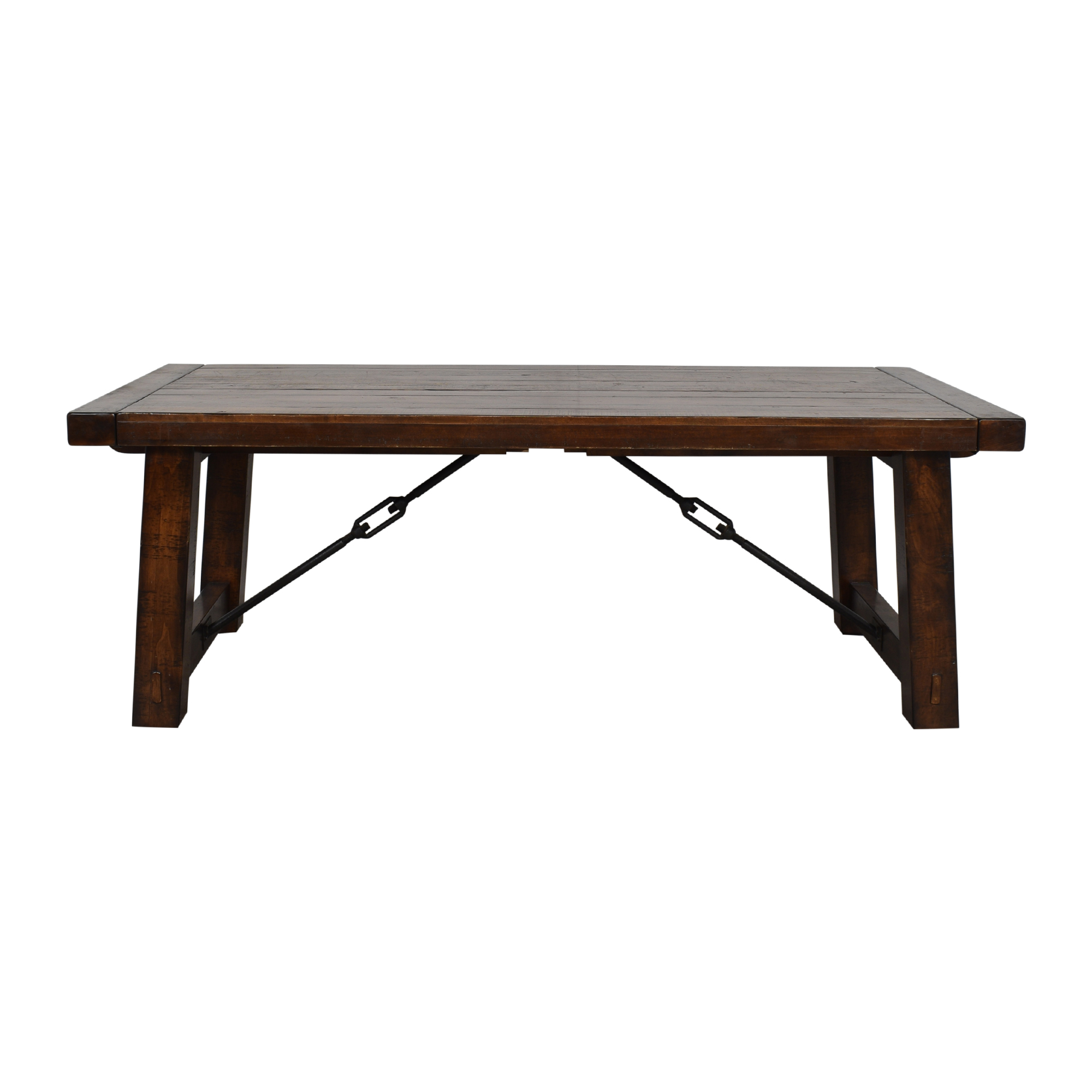 shop Pottery Barn Benchwright Extending Table Pottery Barn