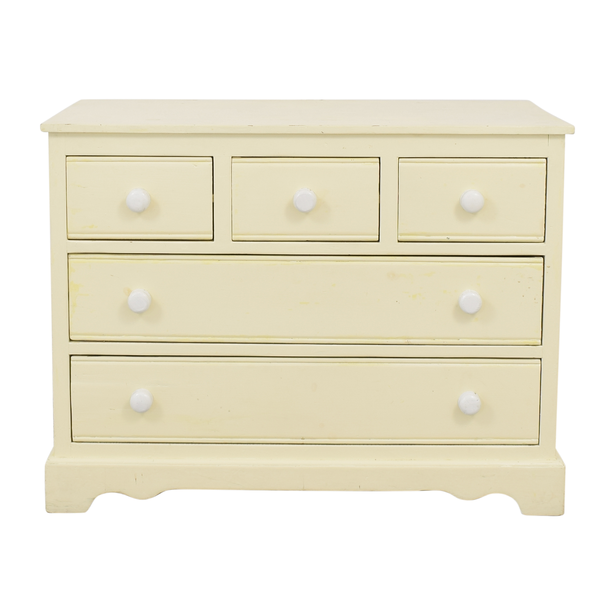 Pottery Barn Pottery Barn Five Drawer Dresser discount