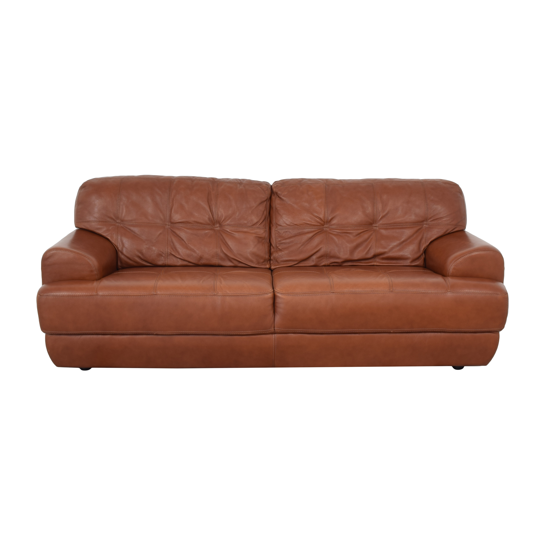 Macy's Macy's Tufted Sofa on sale