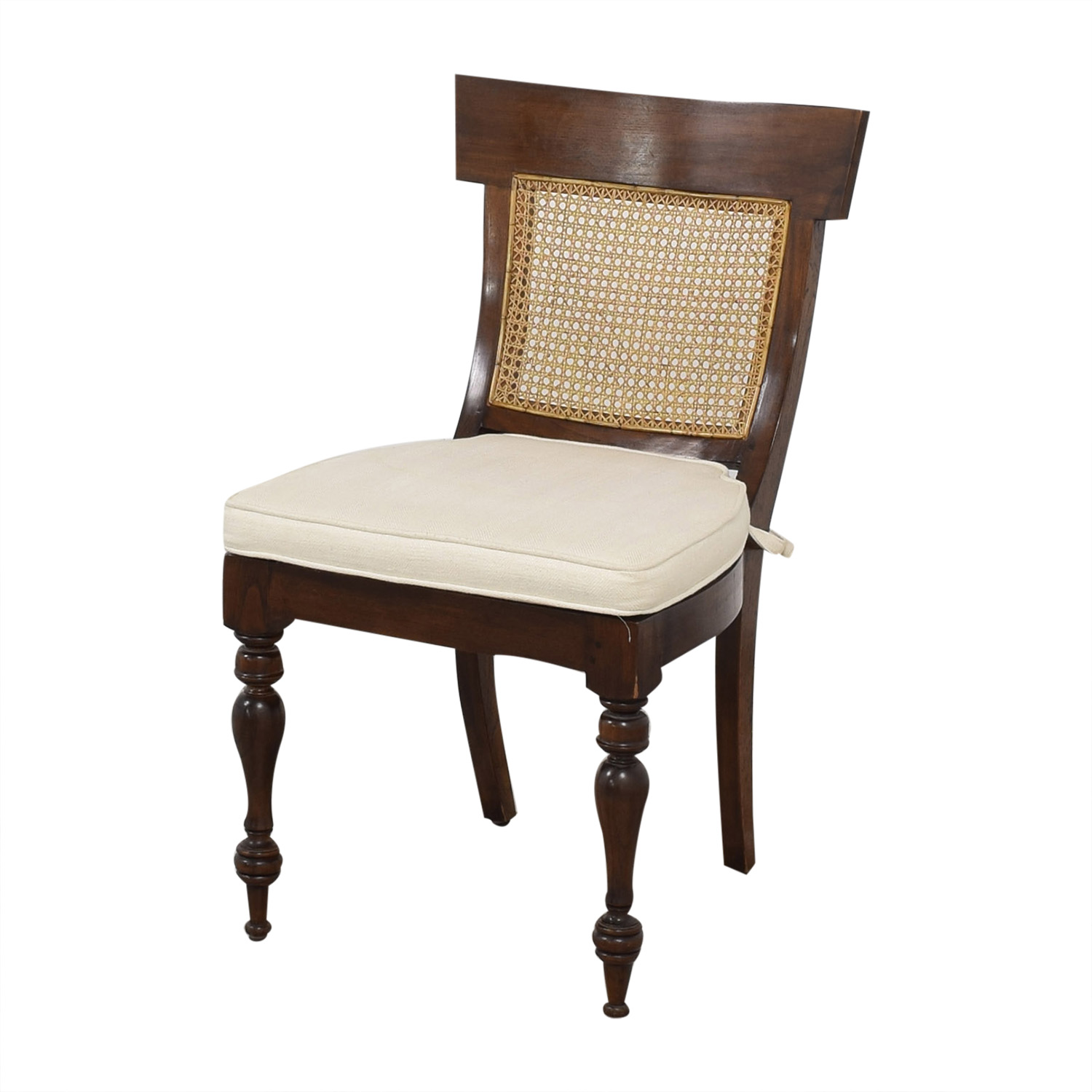 Colonial Dining Chairs second hand
