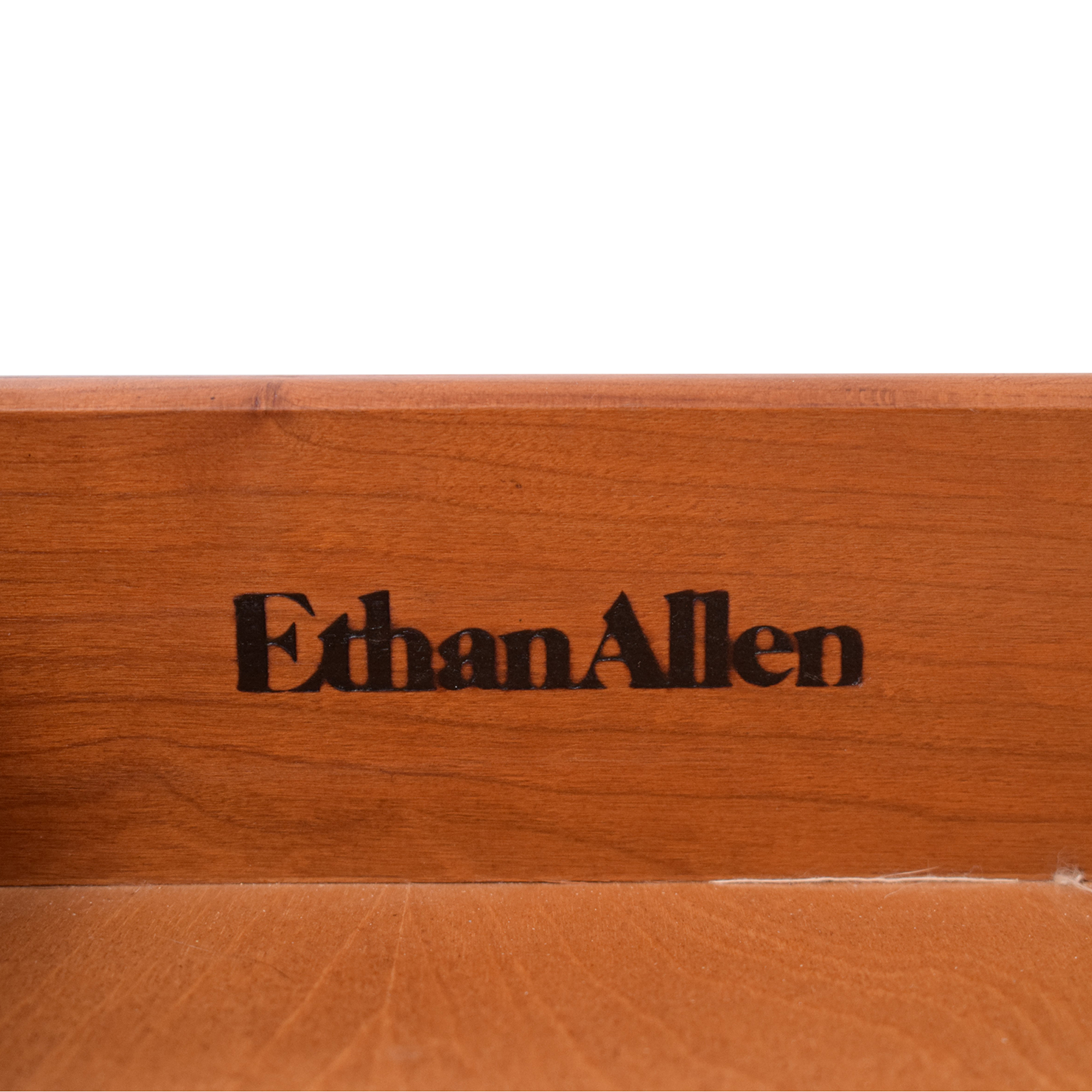Ethan Allen One Drawer End Table / End Tables