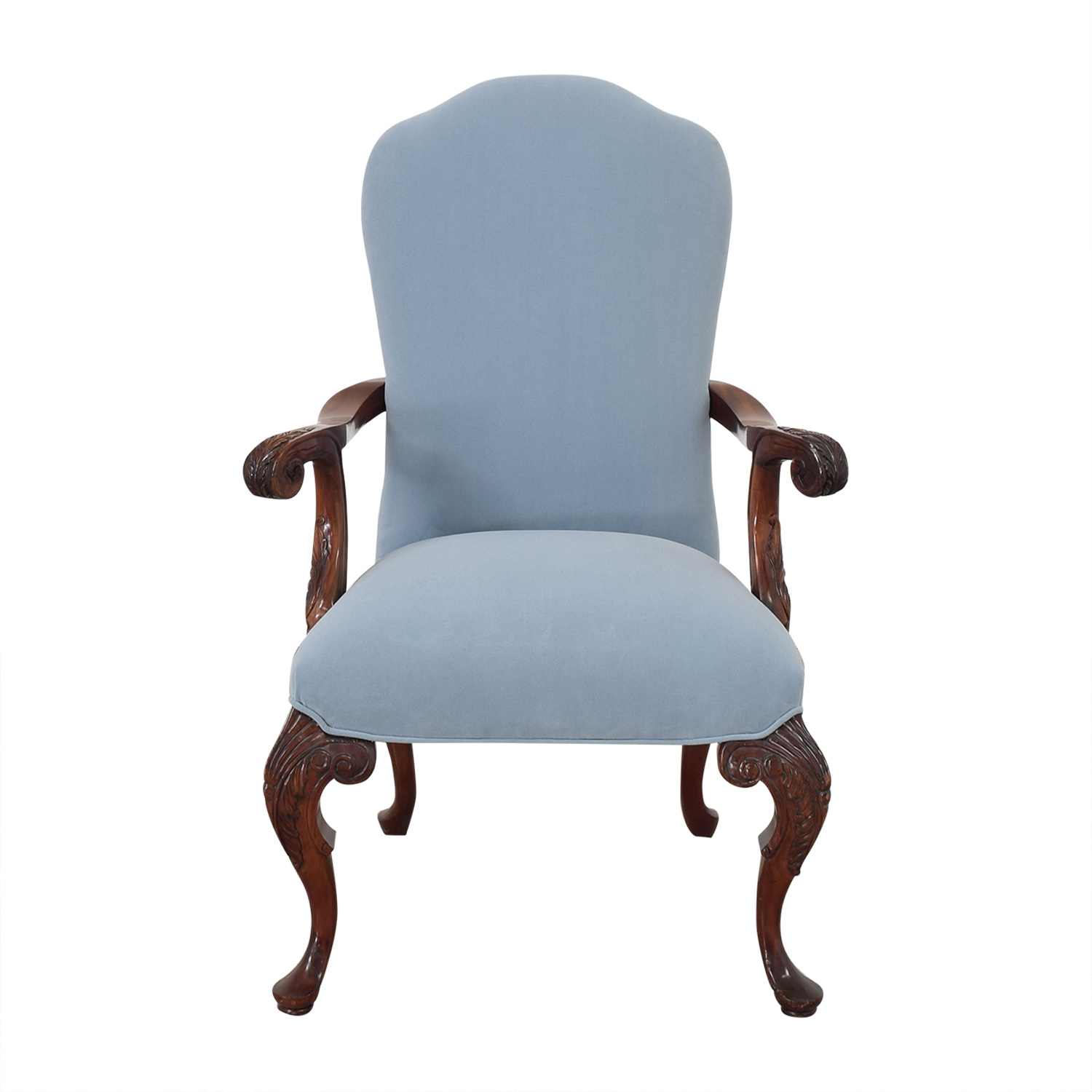 Louis XVI Style Accent Chair ct