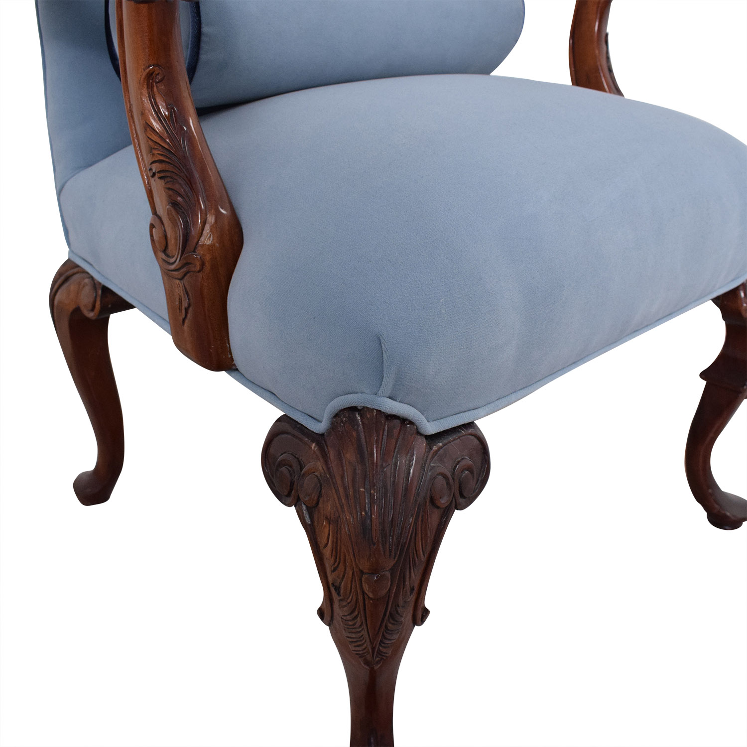 Louis XVI Style Accent Chair discount