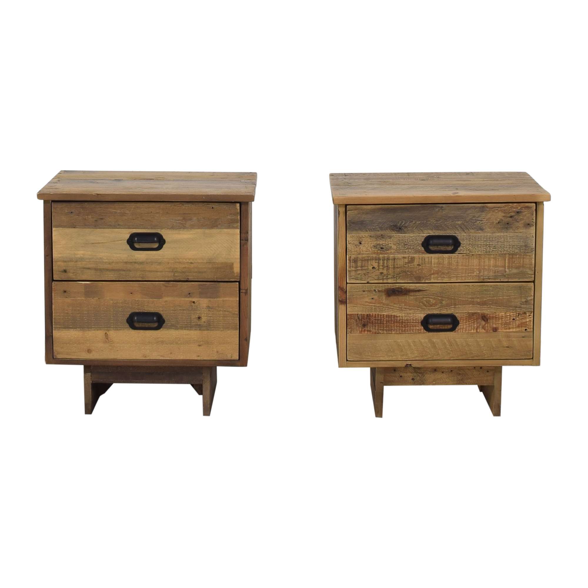 buy PGT Reclaimed Wood Nighstands PGT Reclaimed End Tables