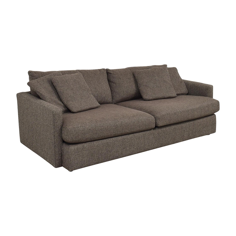 Crate & Barrel Crate & Barrel Lounge II Sofa on sale