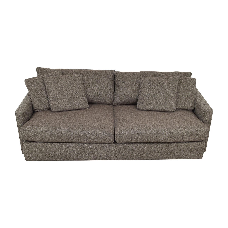 buy Crate & Barrel Lounge II Sofa Crate & Barrel Sofas