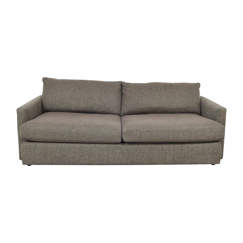 Crate & Barrel Lounge II Sofa sale