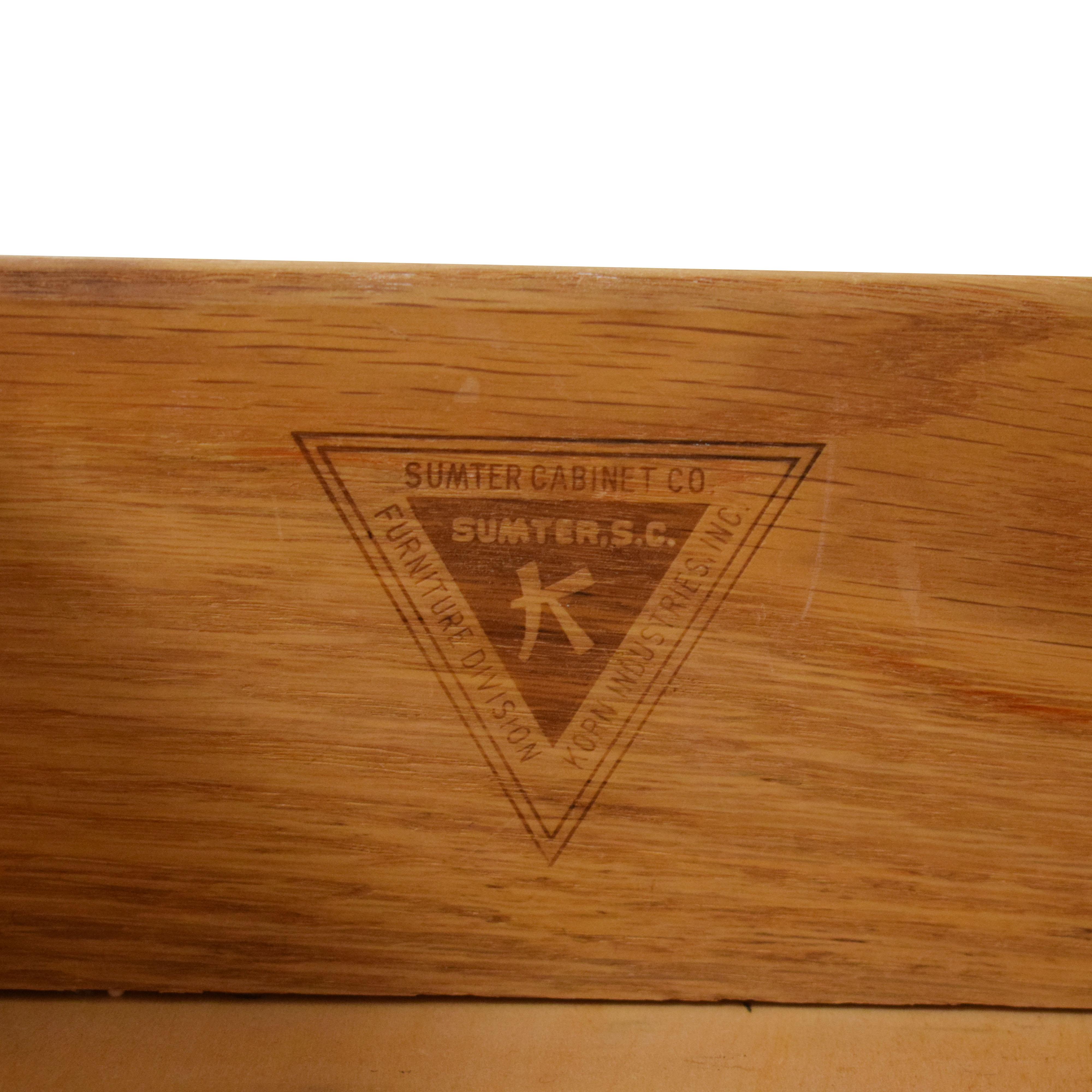 buy Sumter Cabinet Co. Dresser Sumter Cabinet Co. Dressers