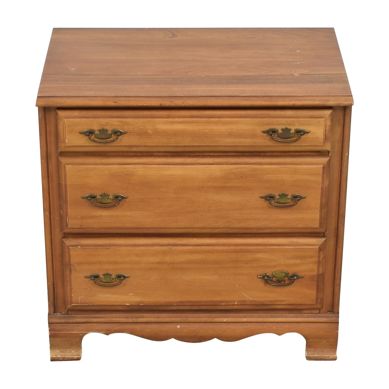 Sumter Cabinet Co. Sumter Cabinet Co. Dresser Storage