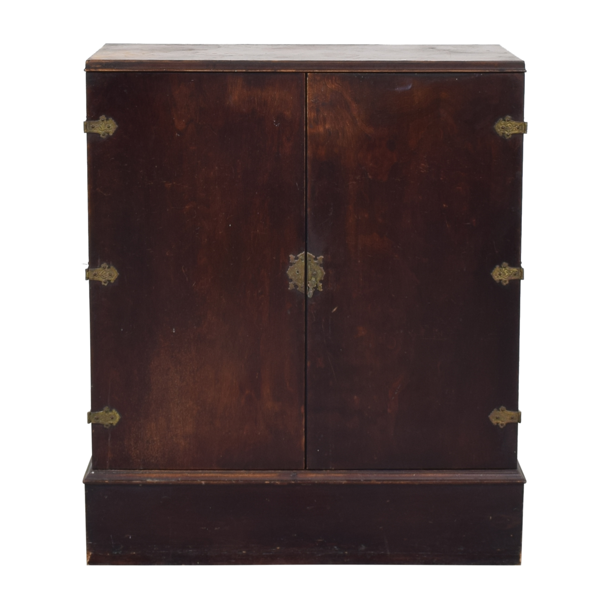 Vintage Chest dark brown