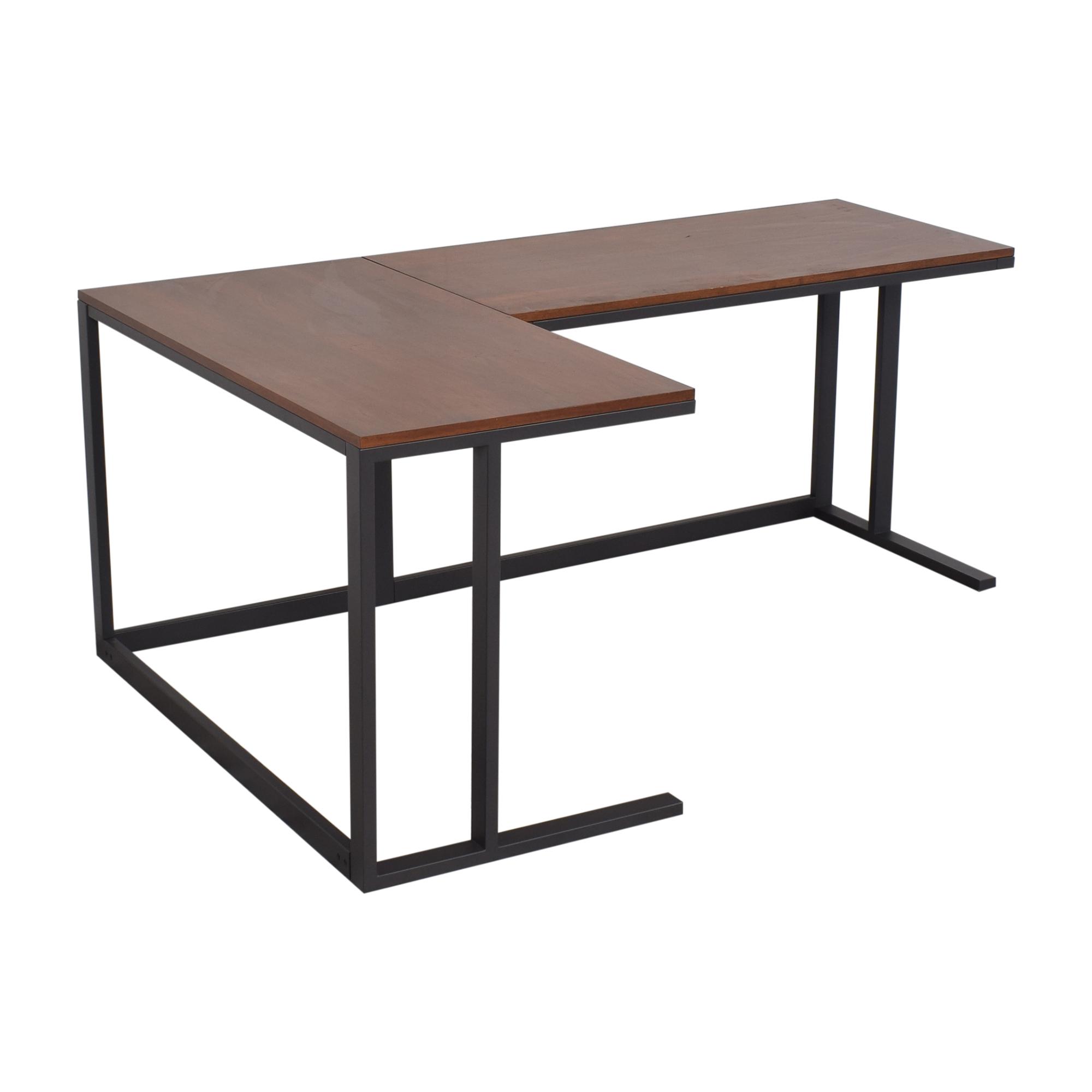 Crate & Barrel Crate & Barrel Pilsen Corner Desk on sale