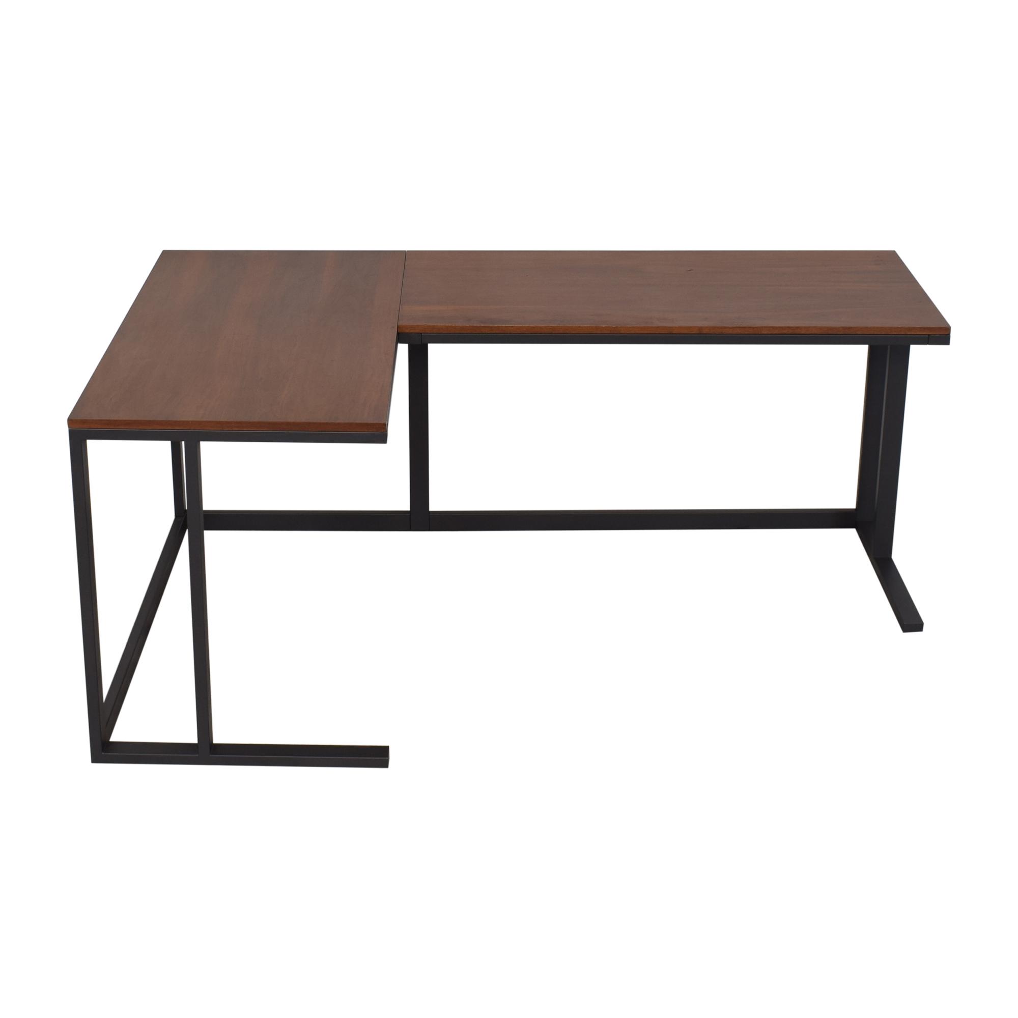 Crate & Barrel Crate & Barrel Pilsen Corner Desk used