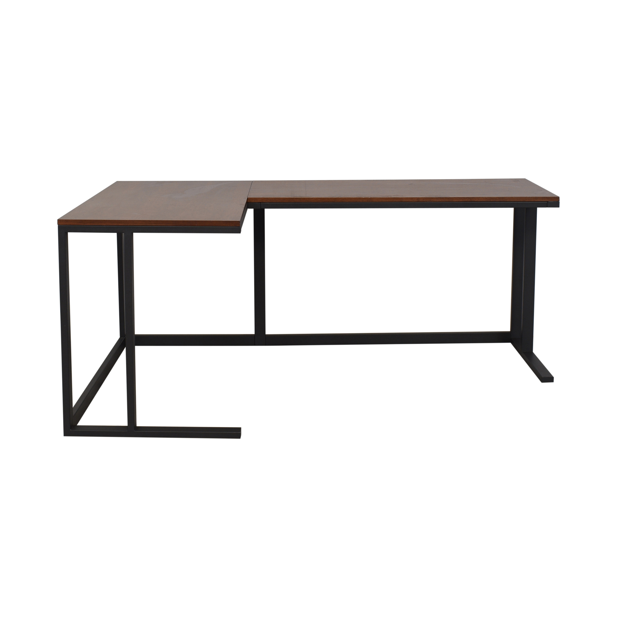 buy Crate & Barrel Crate & Barrel Pilsen Corner Desk online