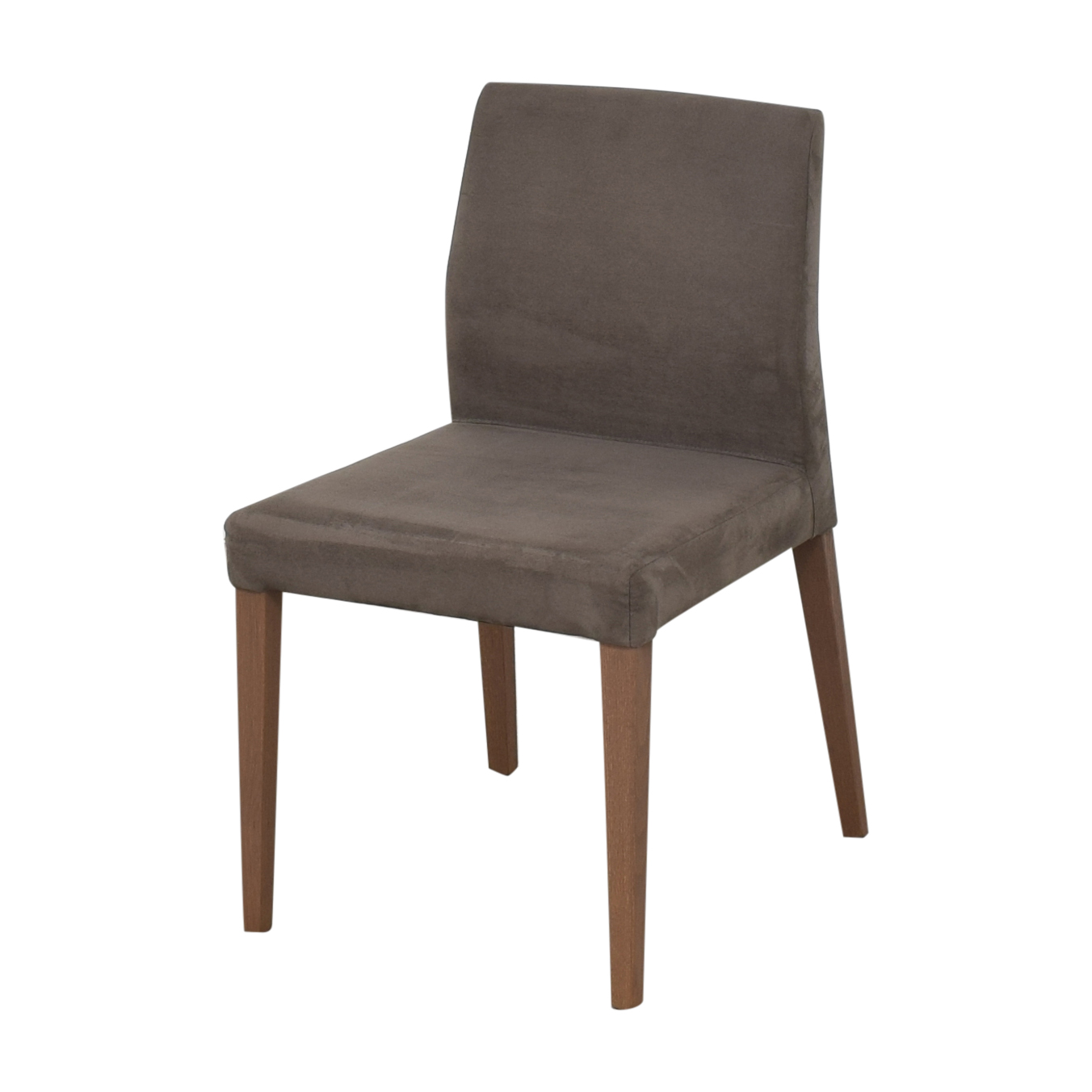 Crate & Barrel Crate & Barrel Lowe Upholstered Dining Chairs