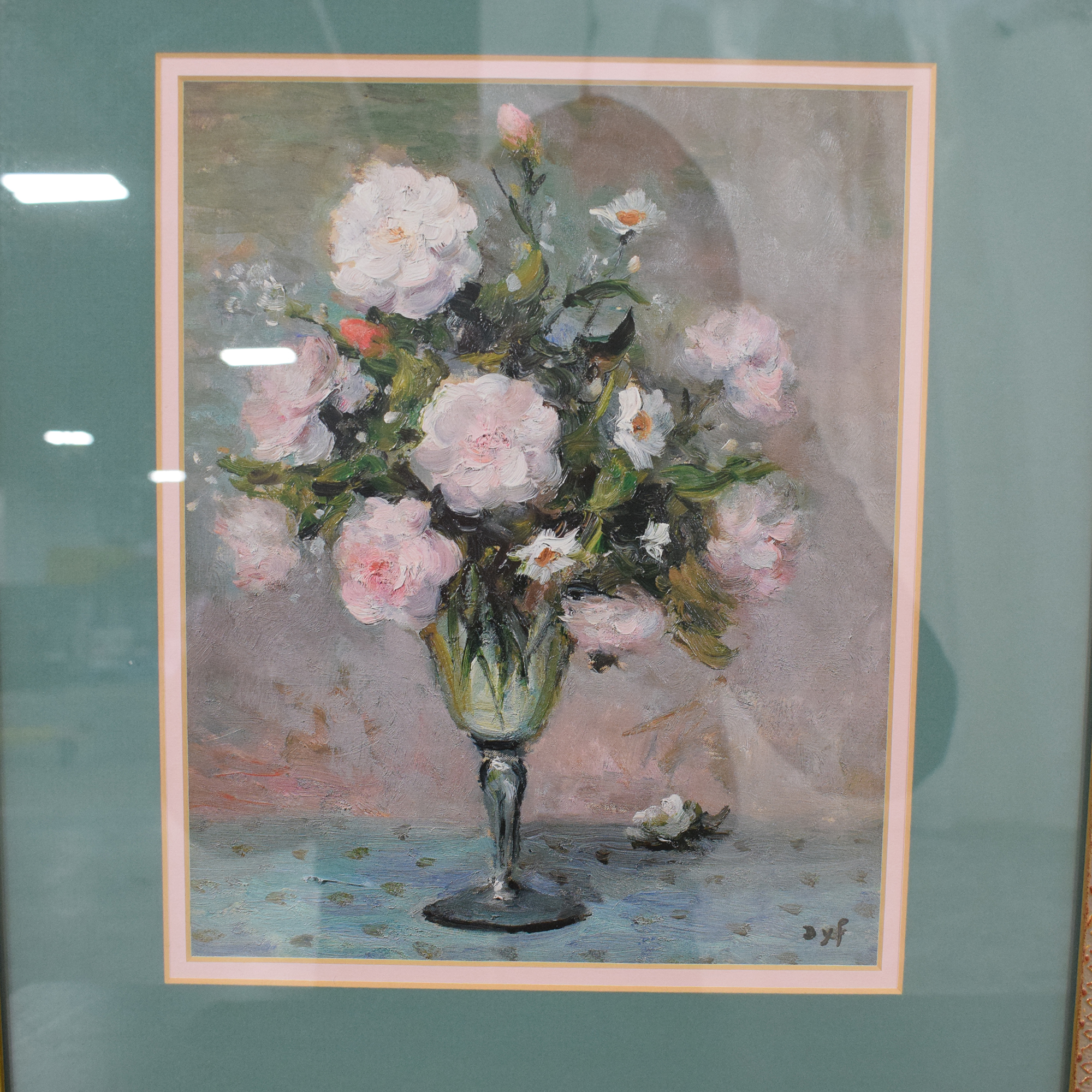 Framed Floral Wall Art coupon