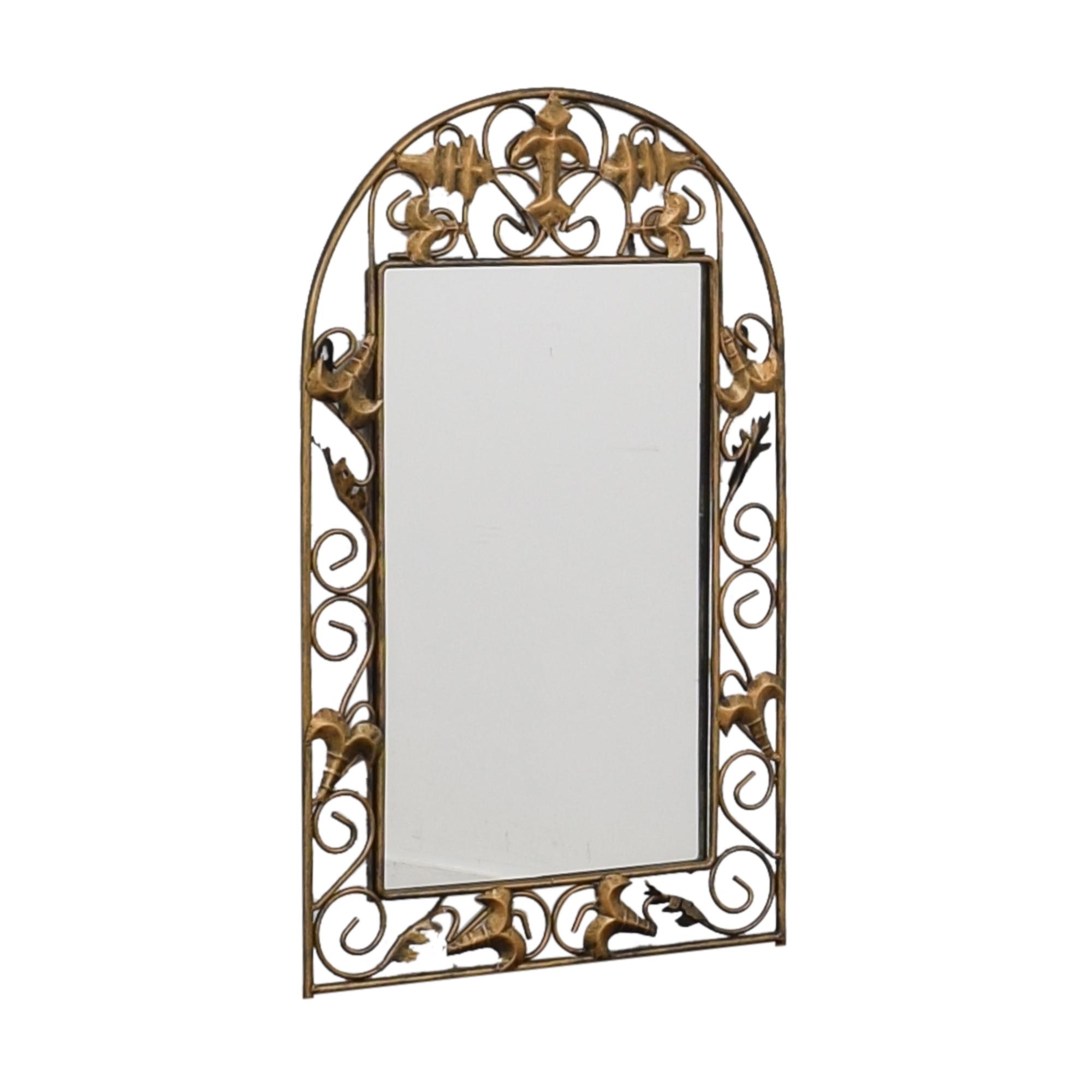 shop Anthropologie Anthropologie Decorative Arch Mirror online
