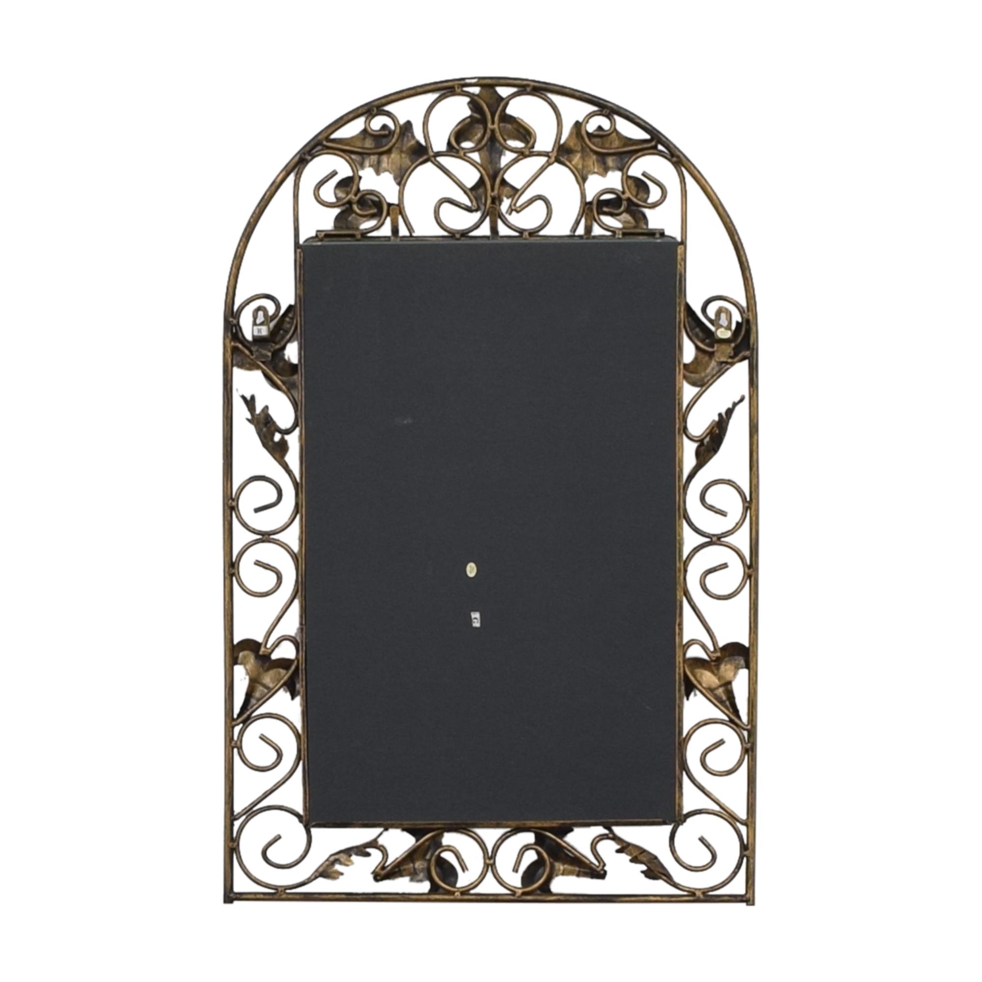 Anthropologie Anthropologie Decorative Arch Mirror Decor