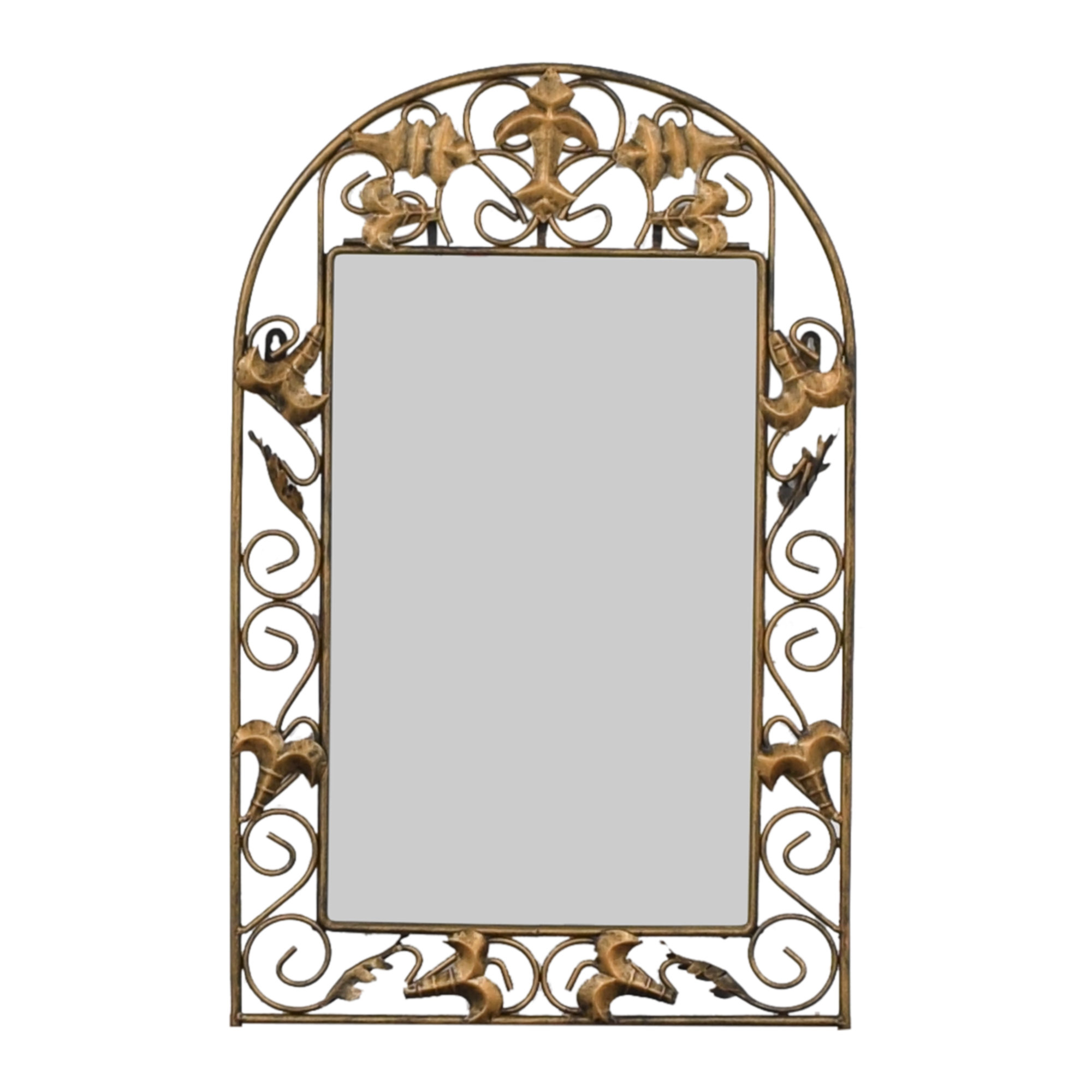 Anthropologie Decorative Arch Mirror / Mirrors