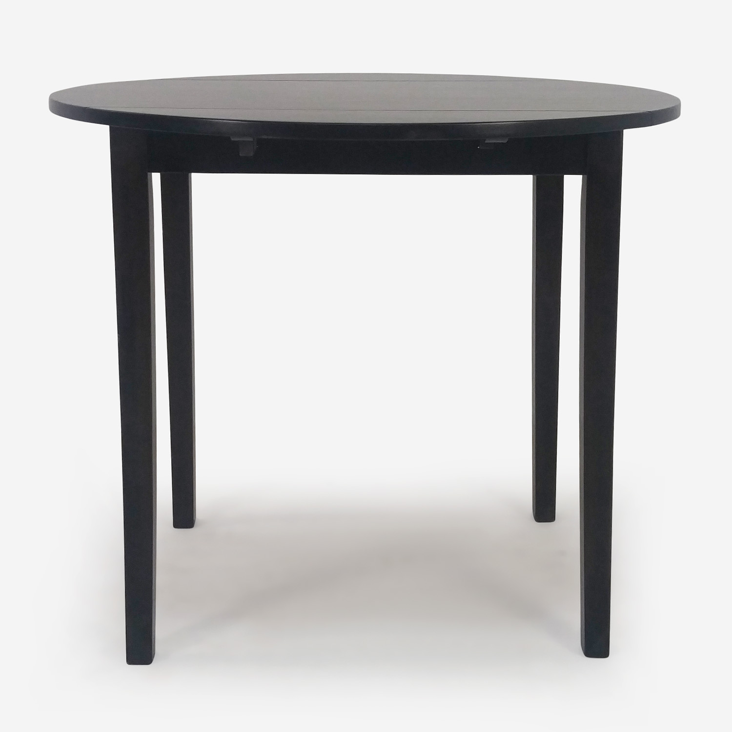shop Espresso Table With Dropping Leaves online