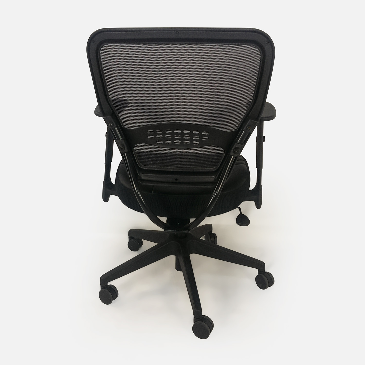 shop Black Leather Office Chair Chairs