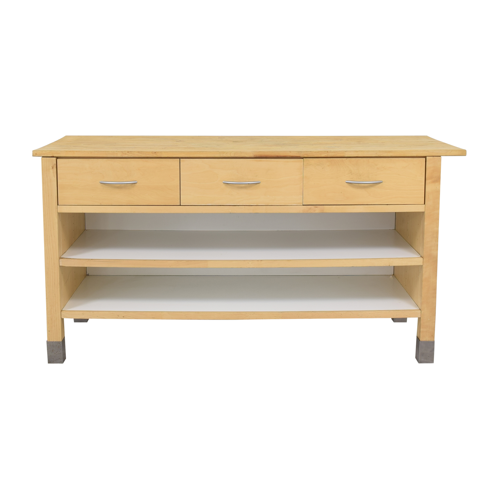 Kitchen Island with Storage price