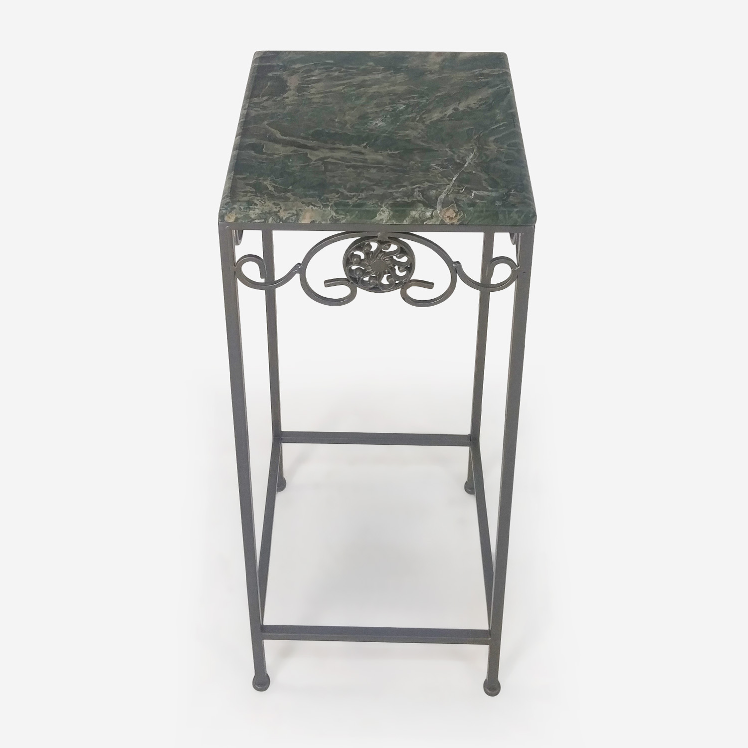 Marble Top Small Table used