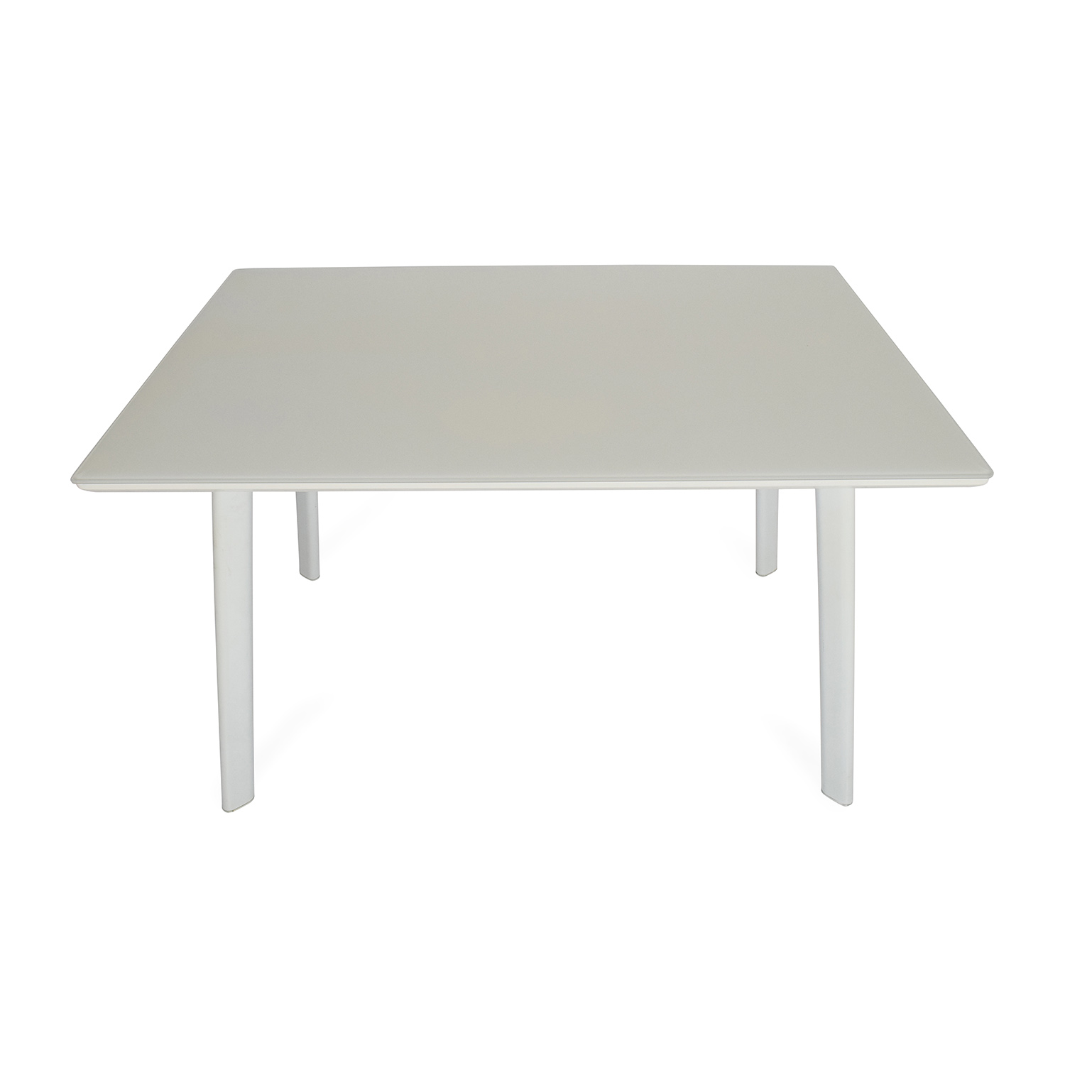 shop Modern White Dining Table
