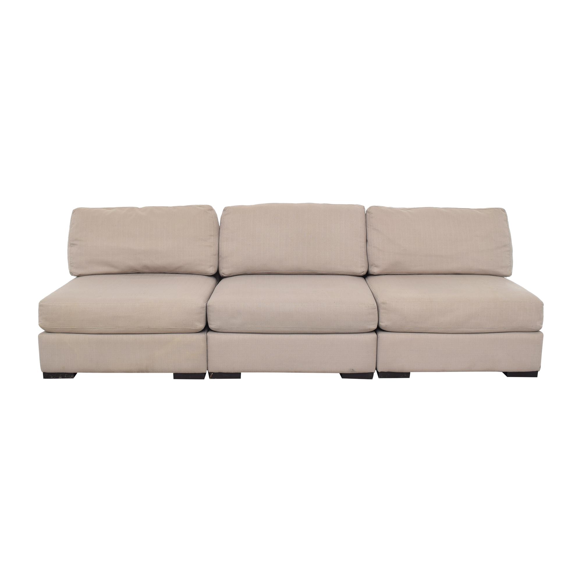 Jonathan Louis Jonathan Louis Sectional Sofa used