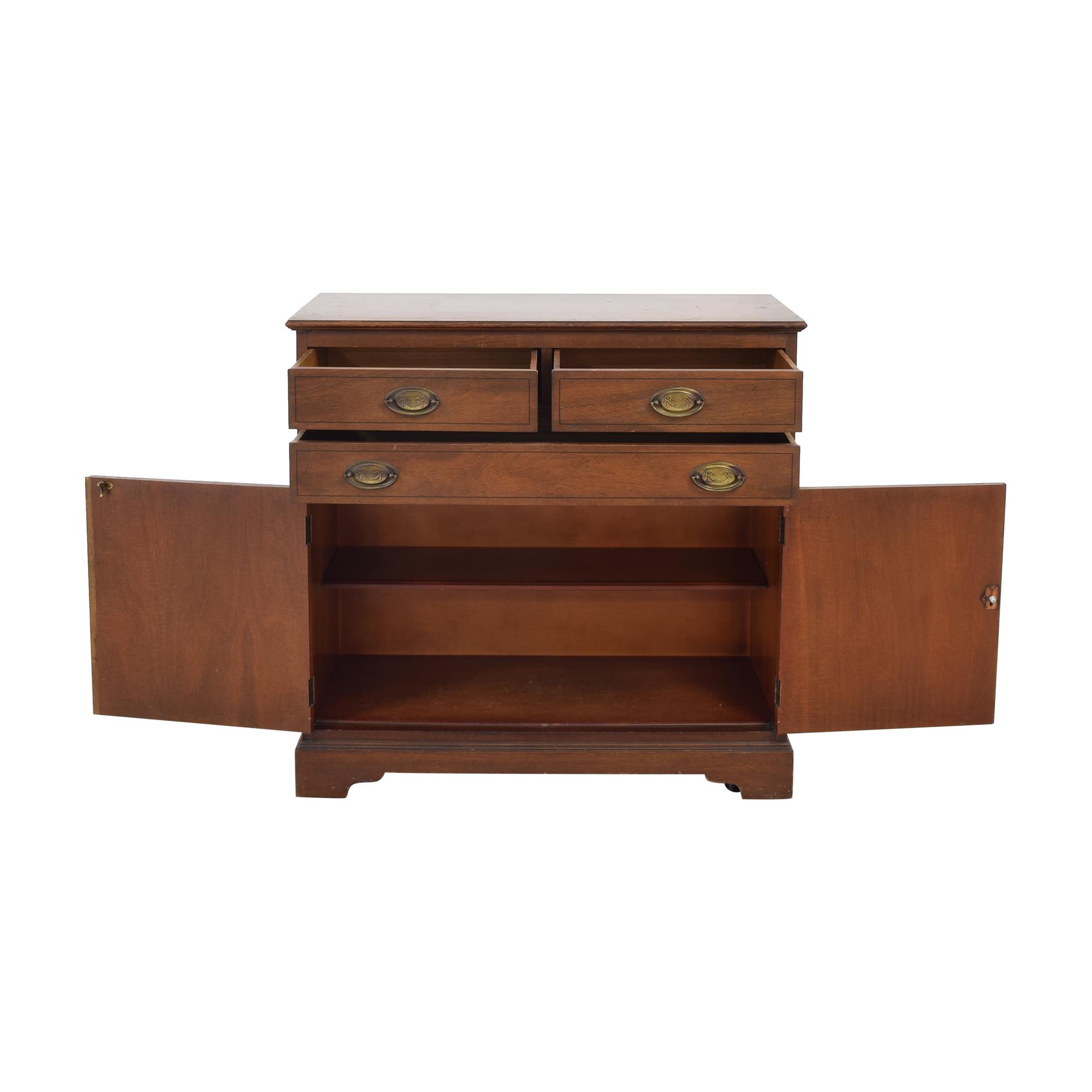 Henredon Furniture Cabinet Henredon Furniture