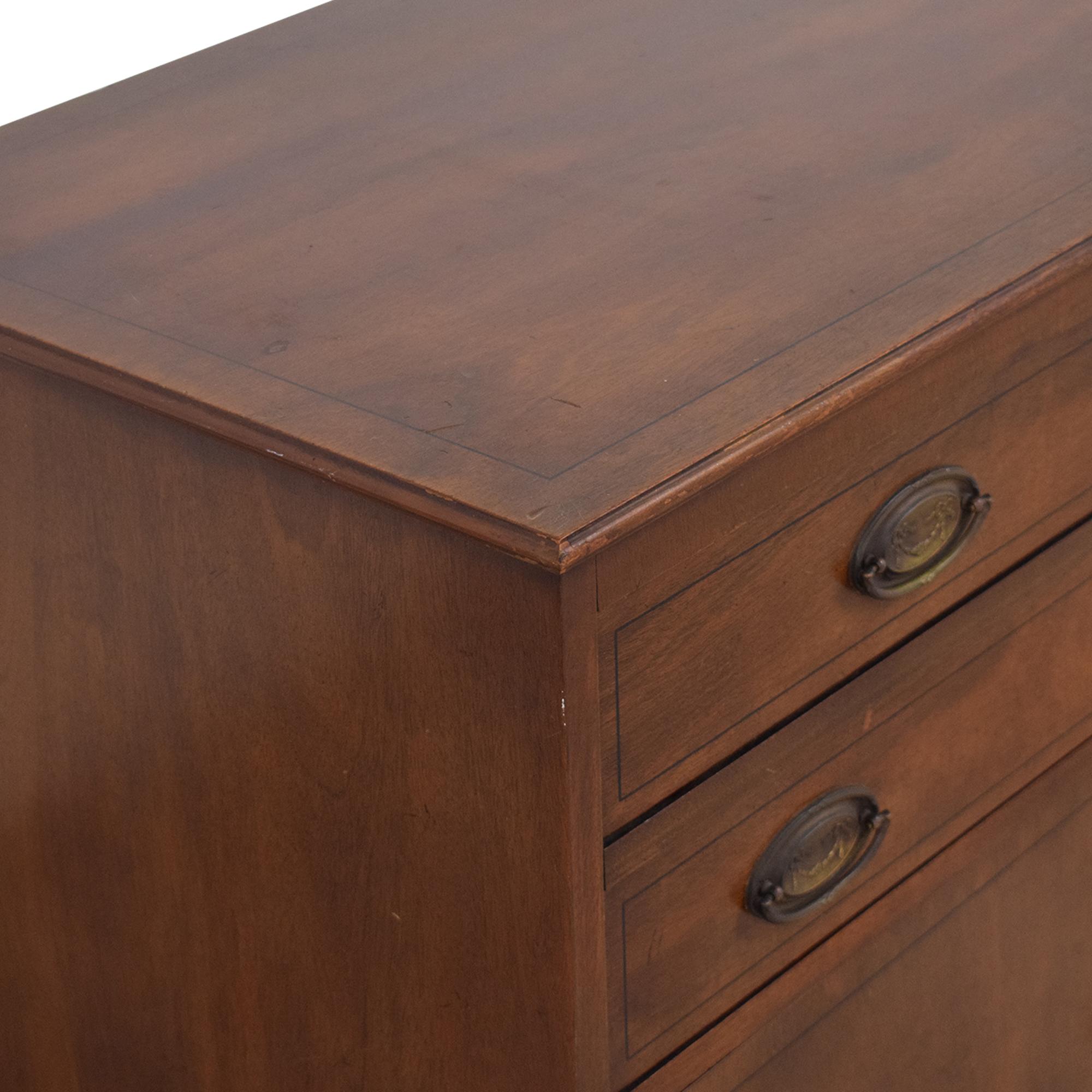 Henredon Furniture Henredon Furniture Cabinet