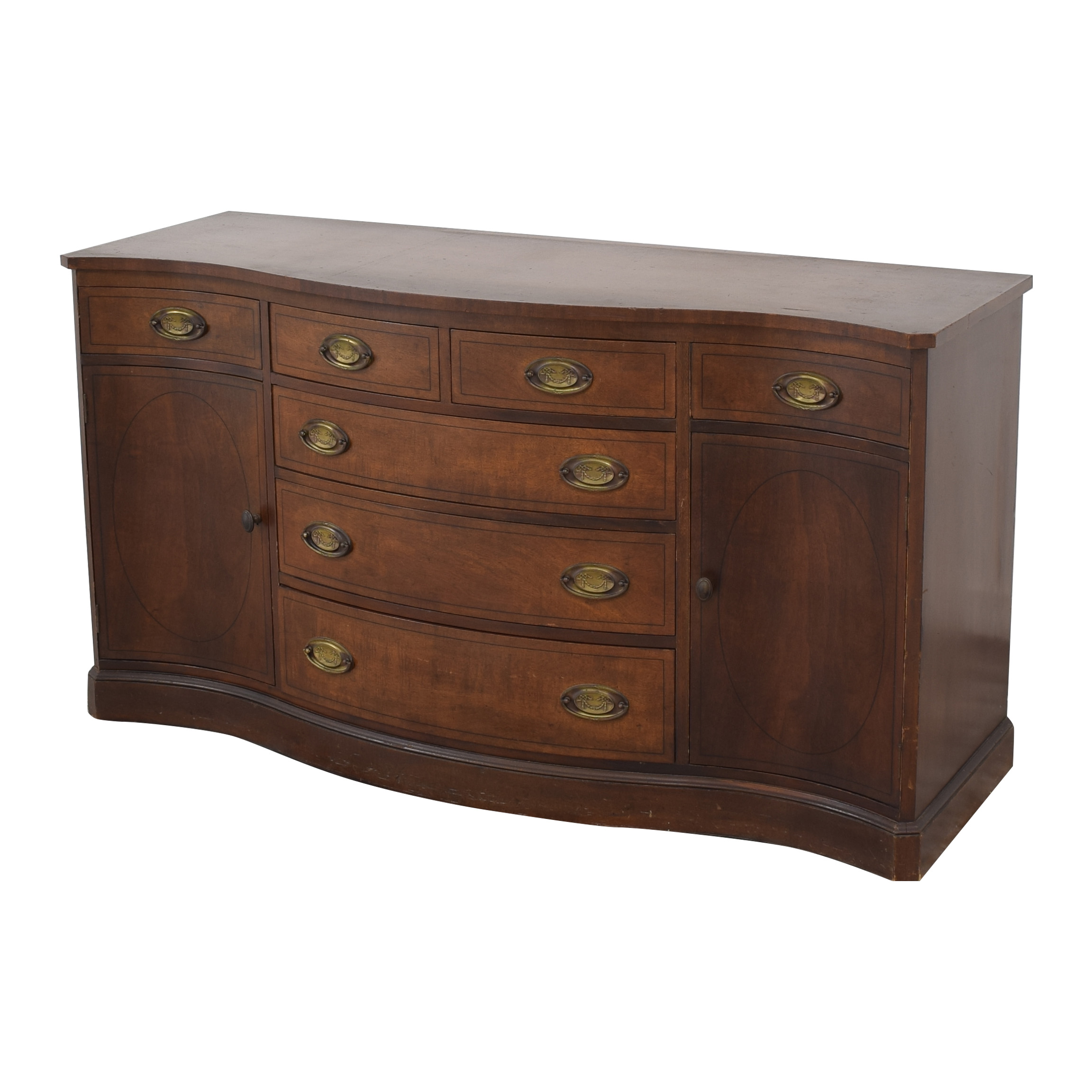 shop Vintage Henredon Heritage Buffet Henredon Furniture