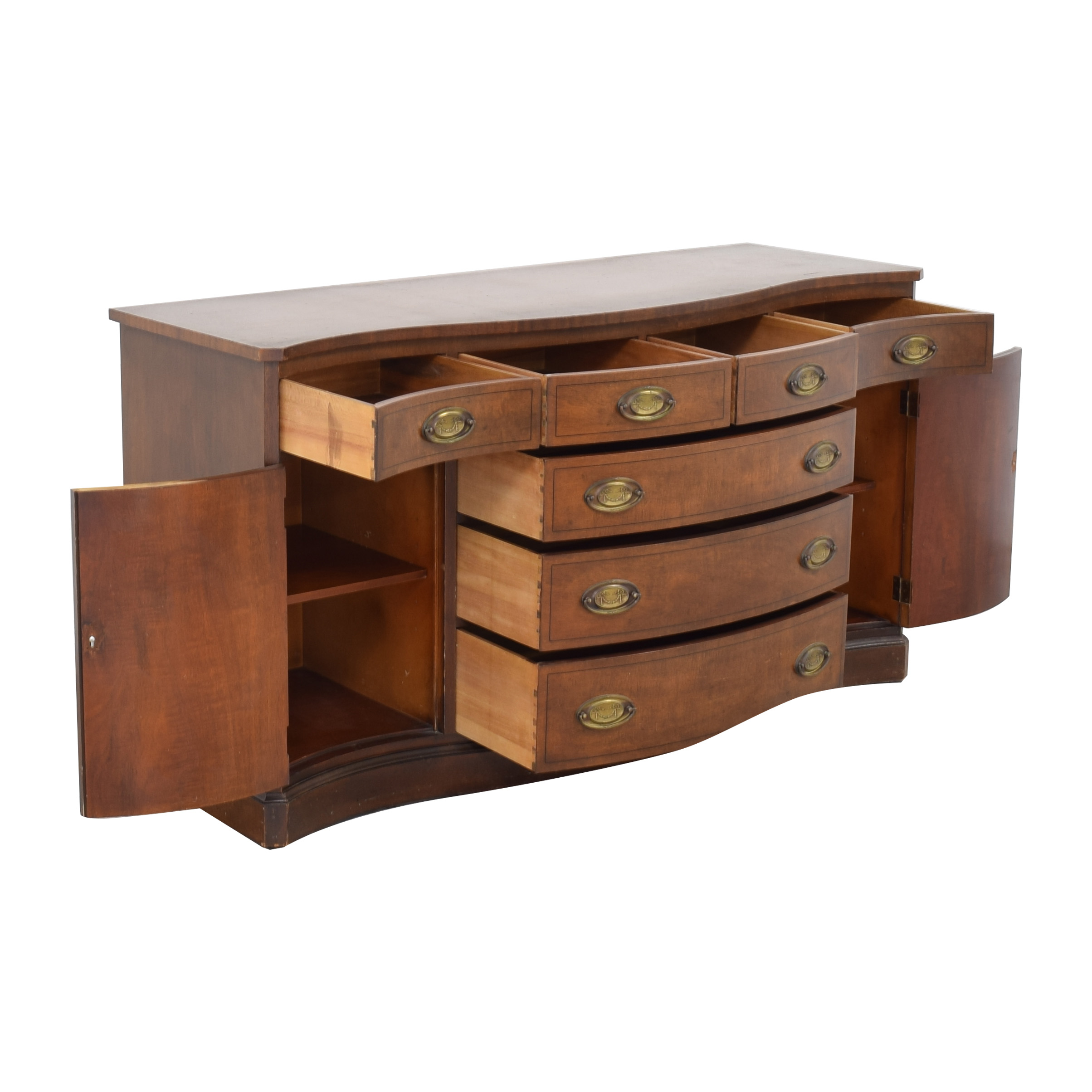 buy Vintage Henredon Heritage Buffet Henredon Furniture
