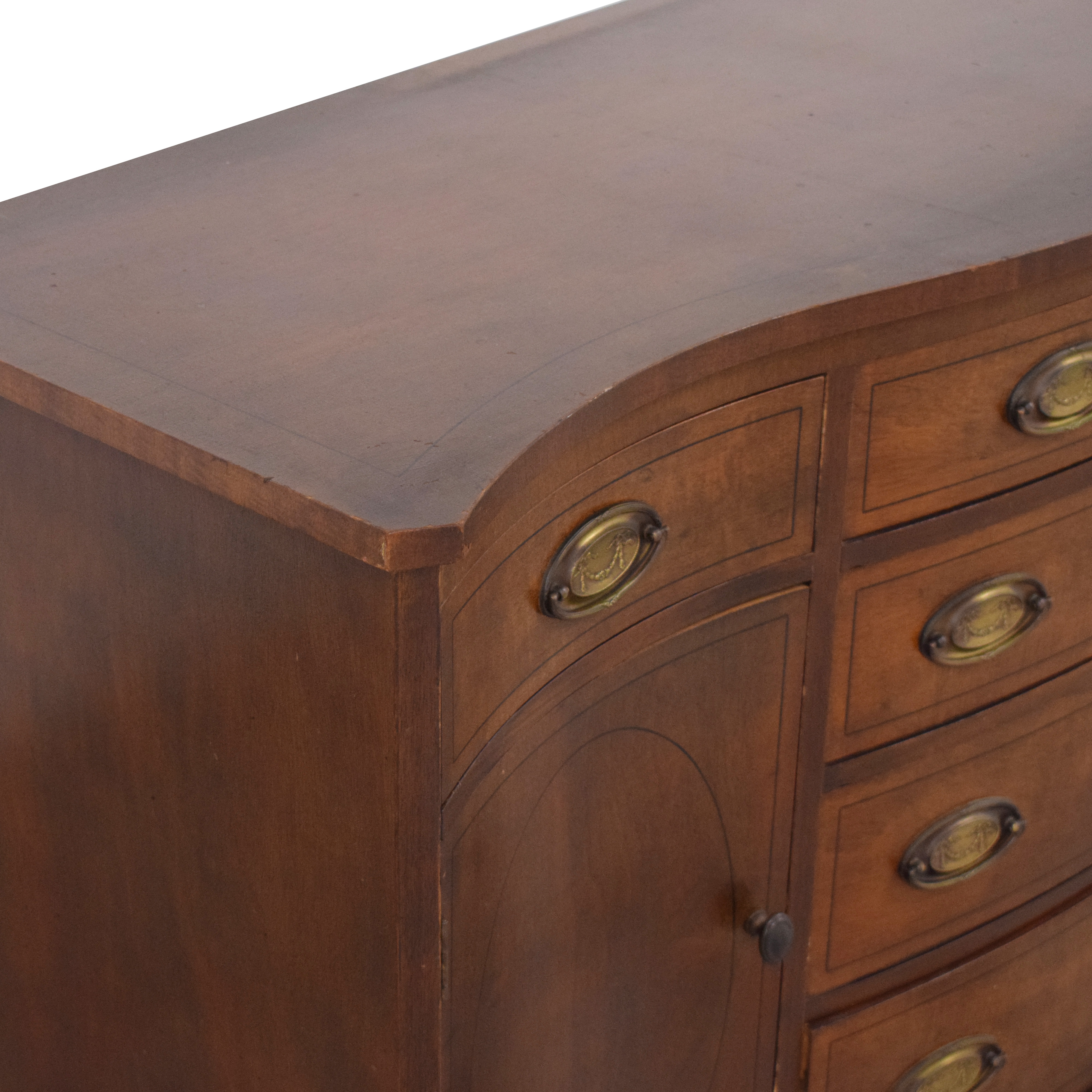 Henredon Furniture Vintage Henredon Heritage Buffet discount