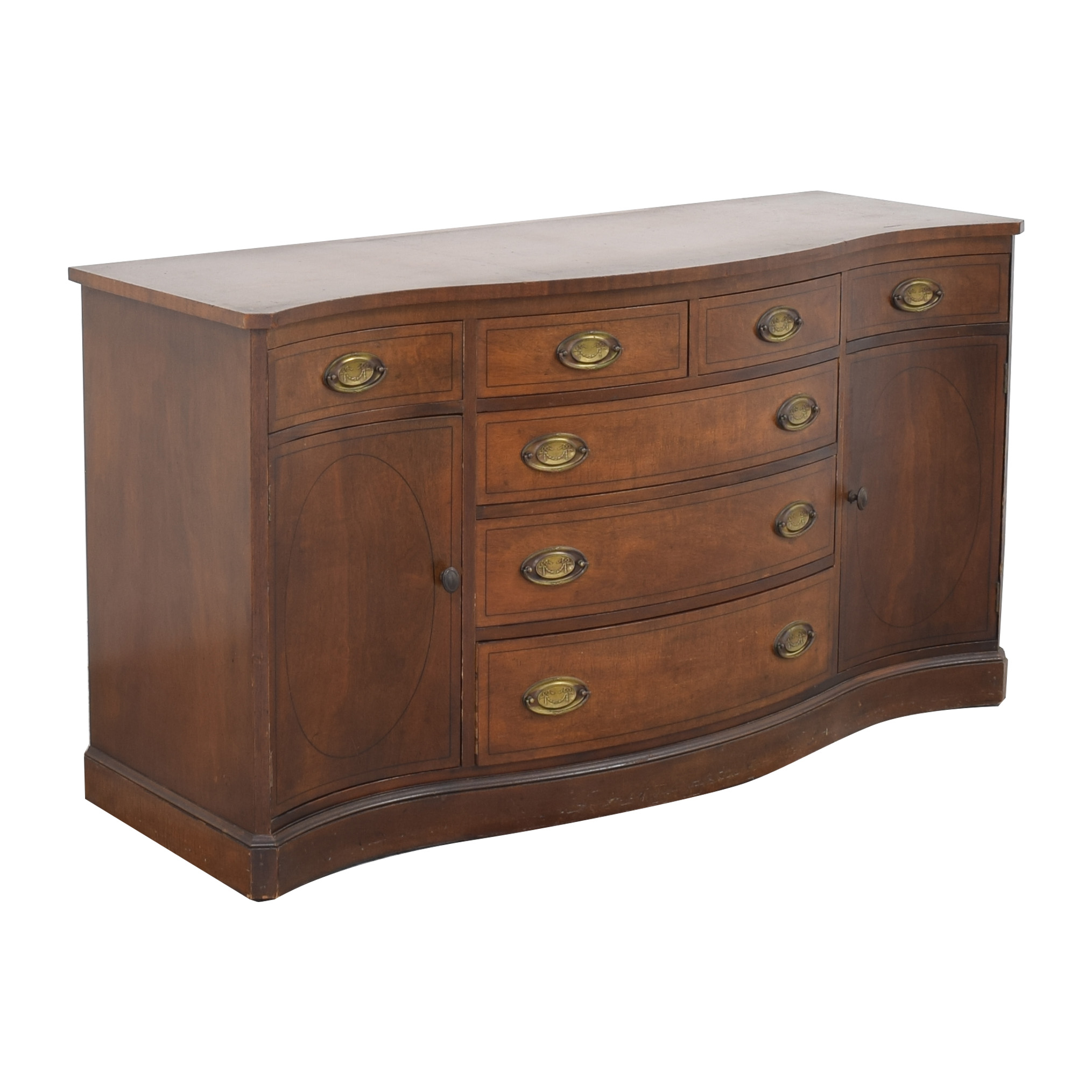 Henredon Furniture Vintage Henredon Heritage Buffet coupon