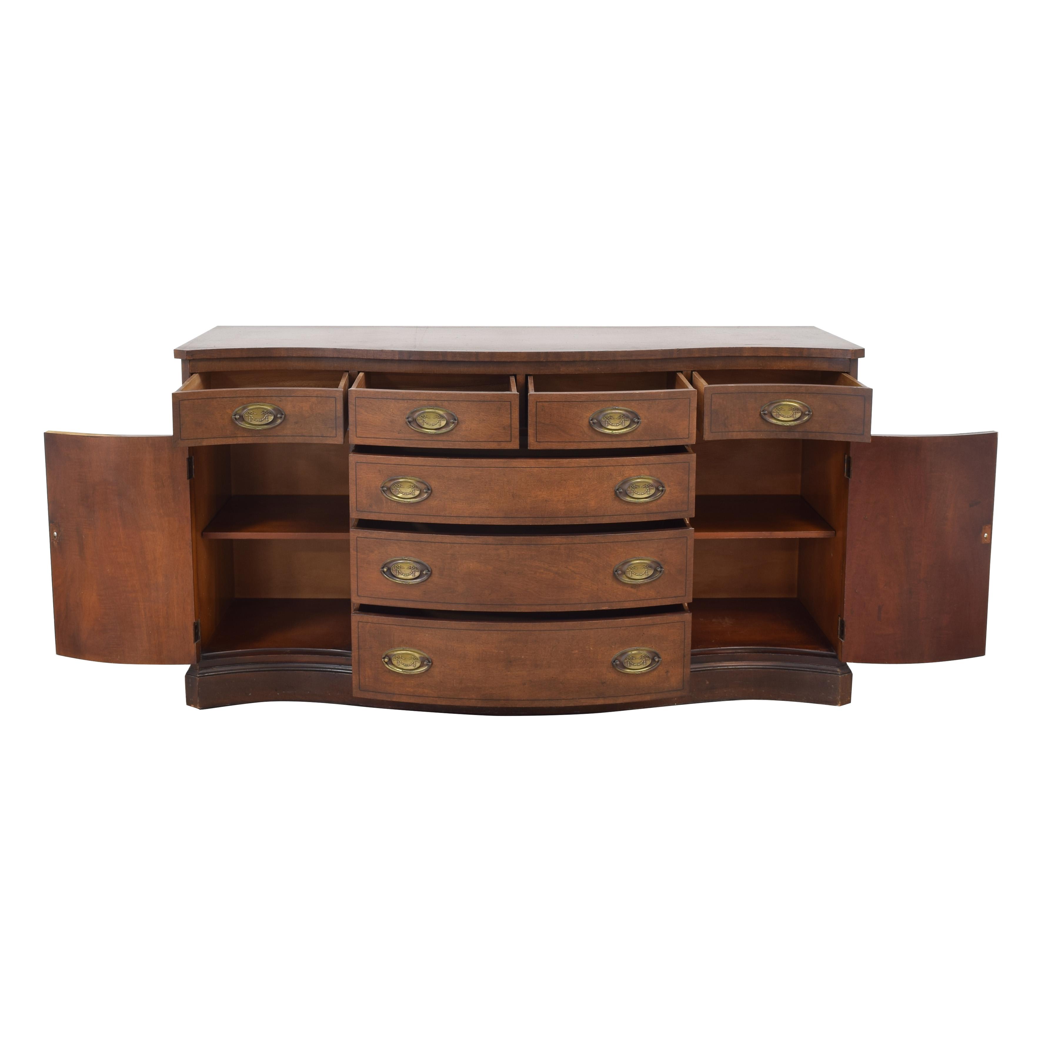 Henredon Furniture Vintage Henredon Heritage Buffet nj