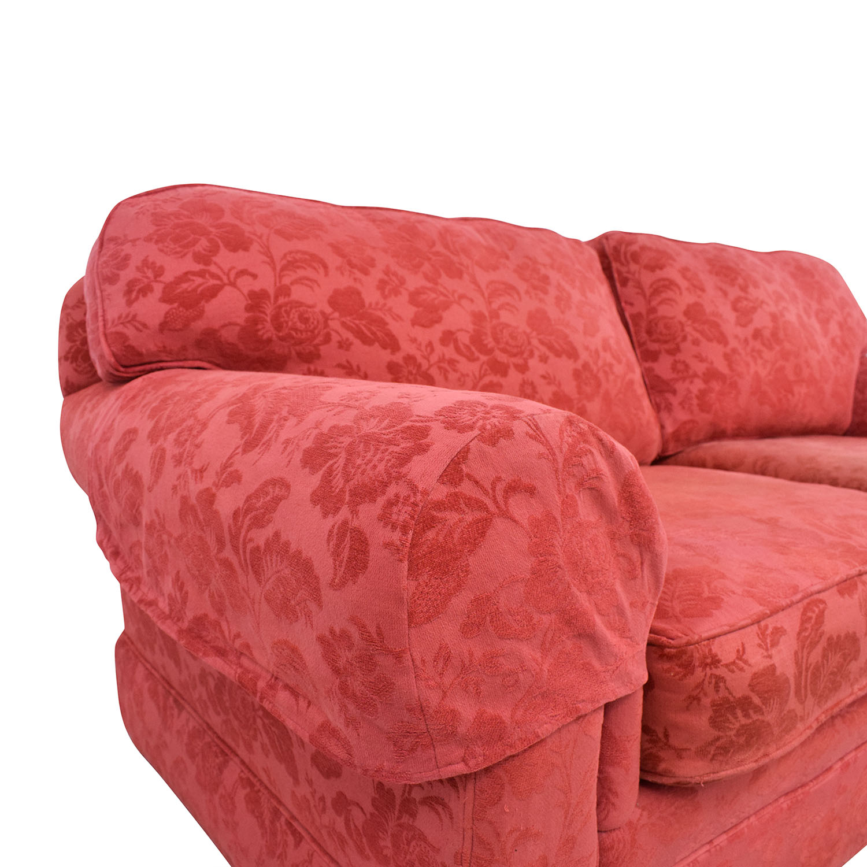 Lee Industries Two Cushion Sofa sale