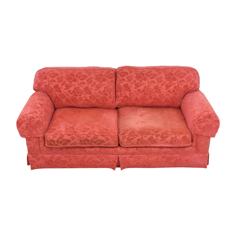 Lee Industries Two Cushion Sofa / Classic Sofas
